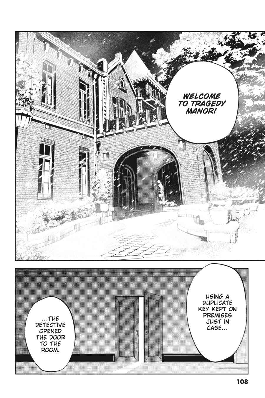 Bungou Stray Dogs Chapter 32 Page 13