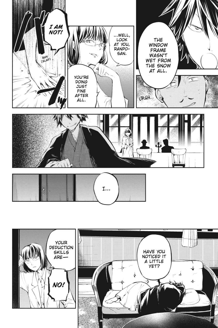 Bungou Stray Dogs Chapter 32 Page 26