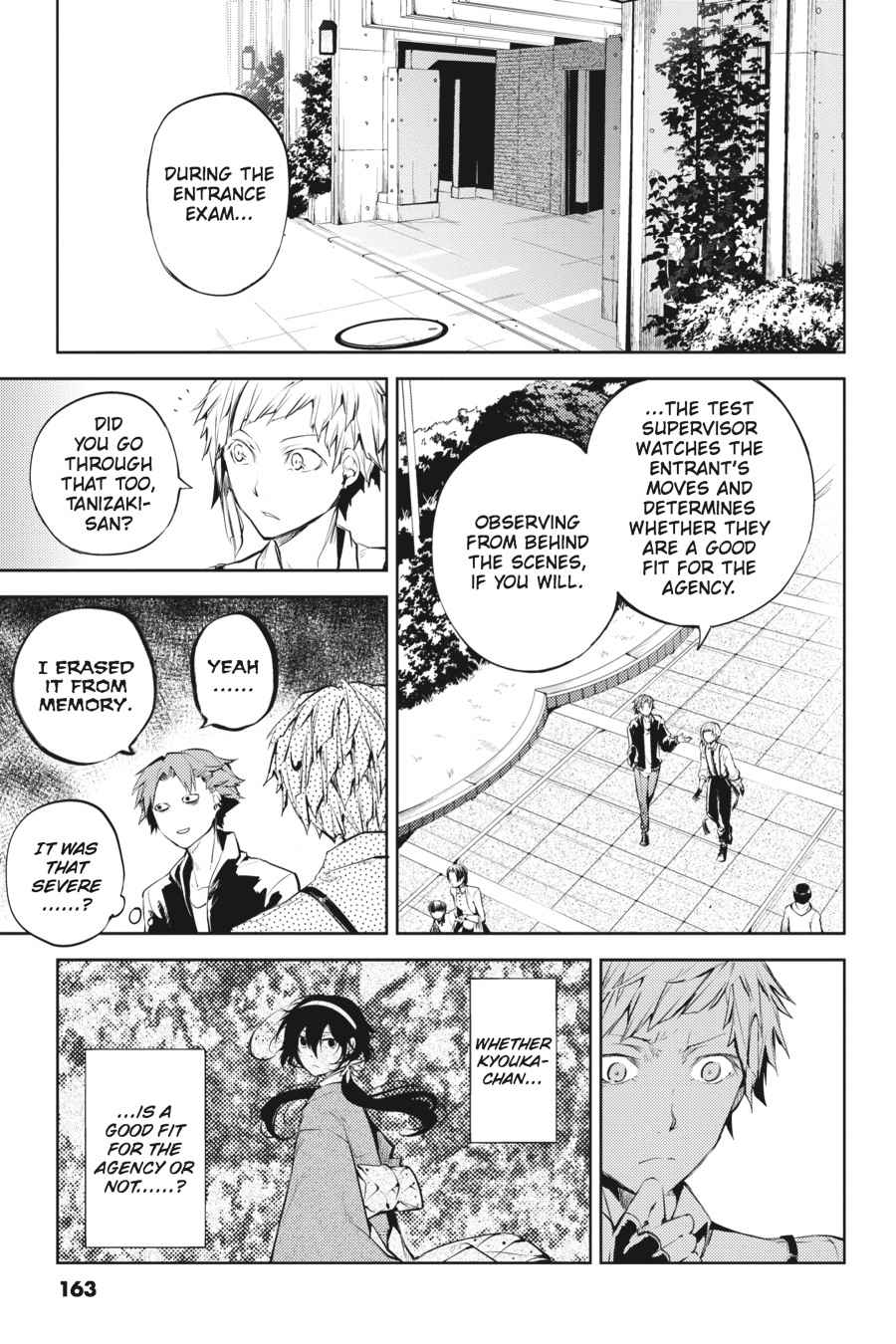 Bungou Stray Dogs Chapter 33 Page 16
