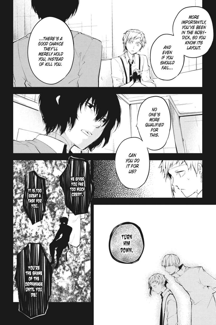 Bungou Stray Dogs Chapter 33 Page 21
