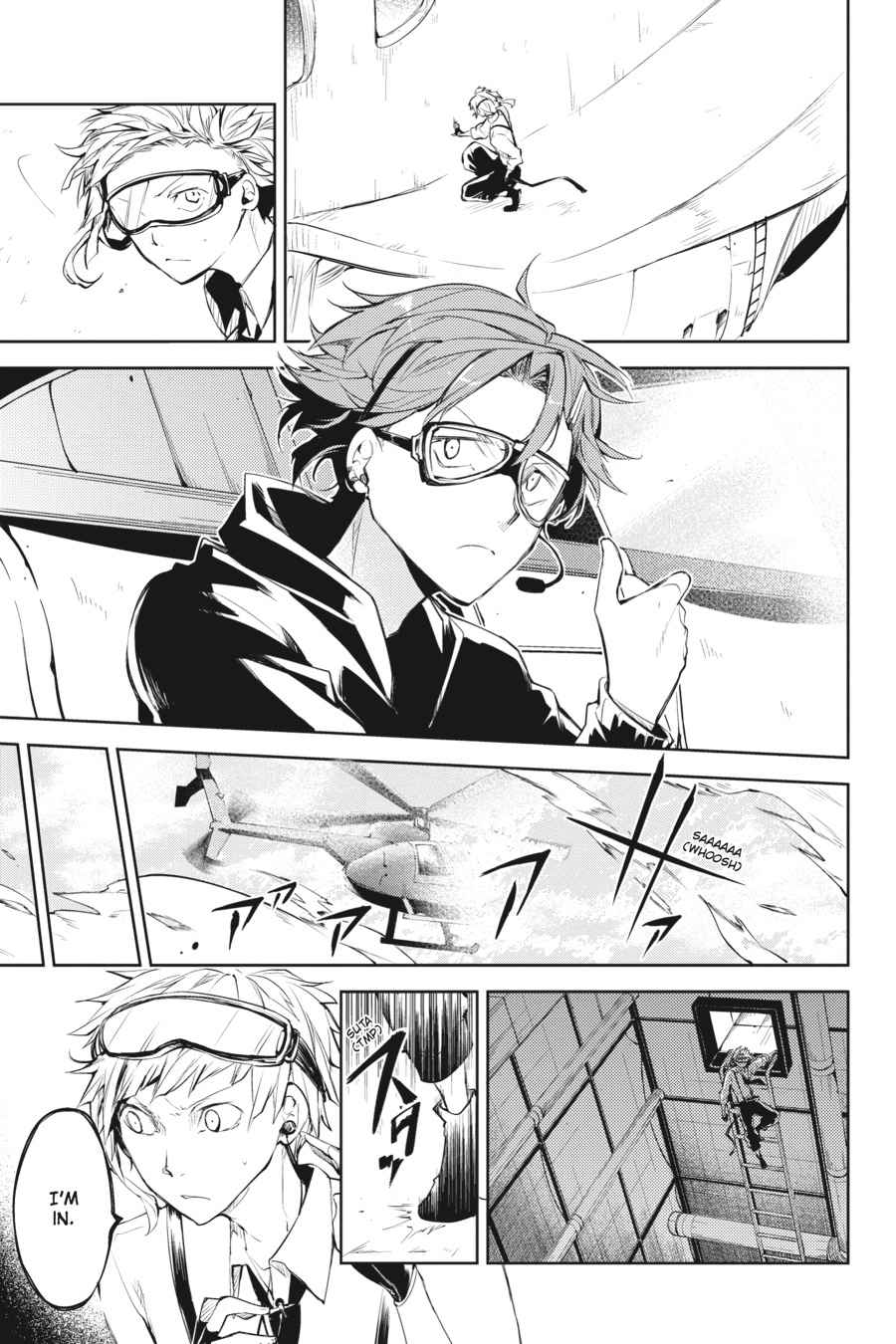 Bungou Stray Dogs Chapter 33 Page 28