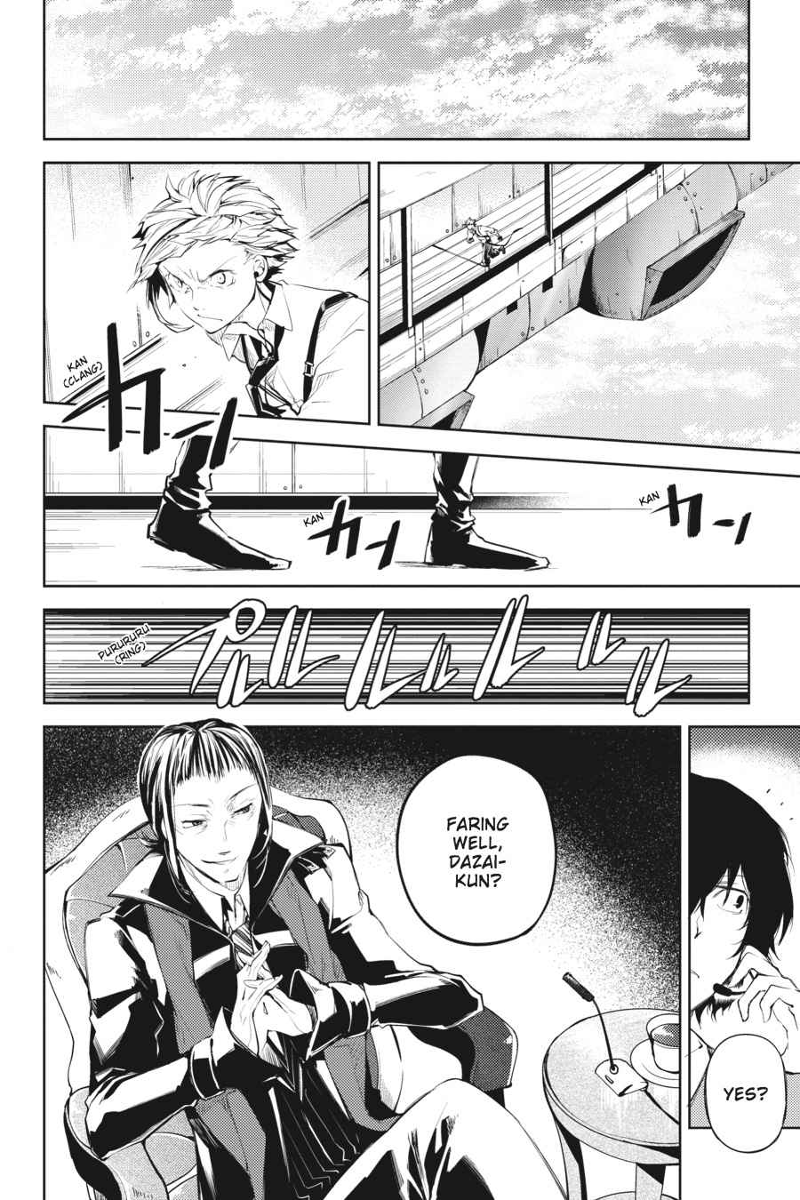 Bungou Stray Dogs Chapter 33 Page 37