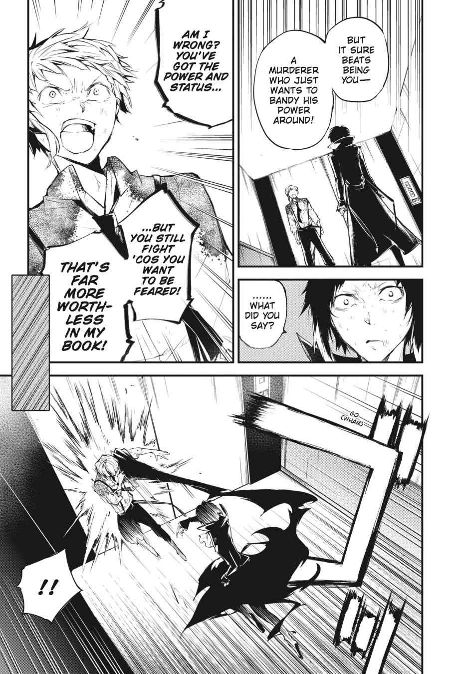 Bungou Stray Dogs Chapter 35 Page 13