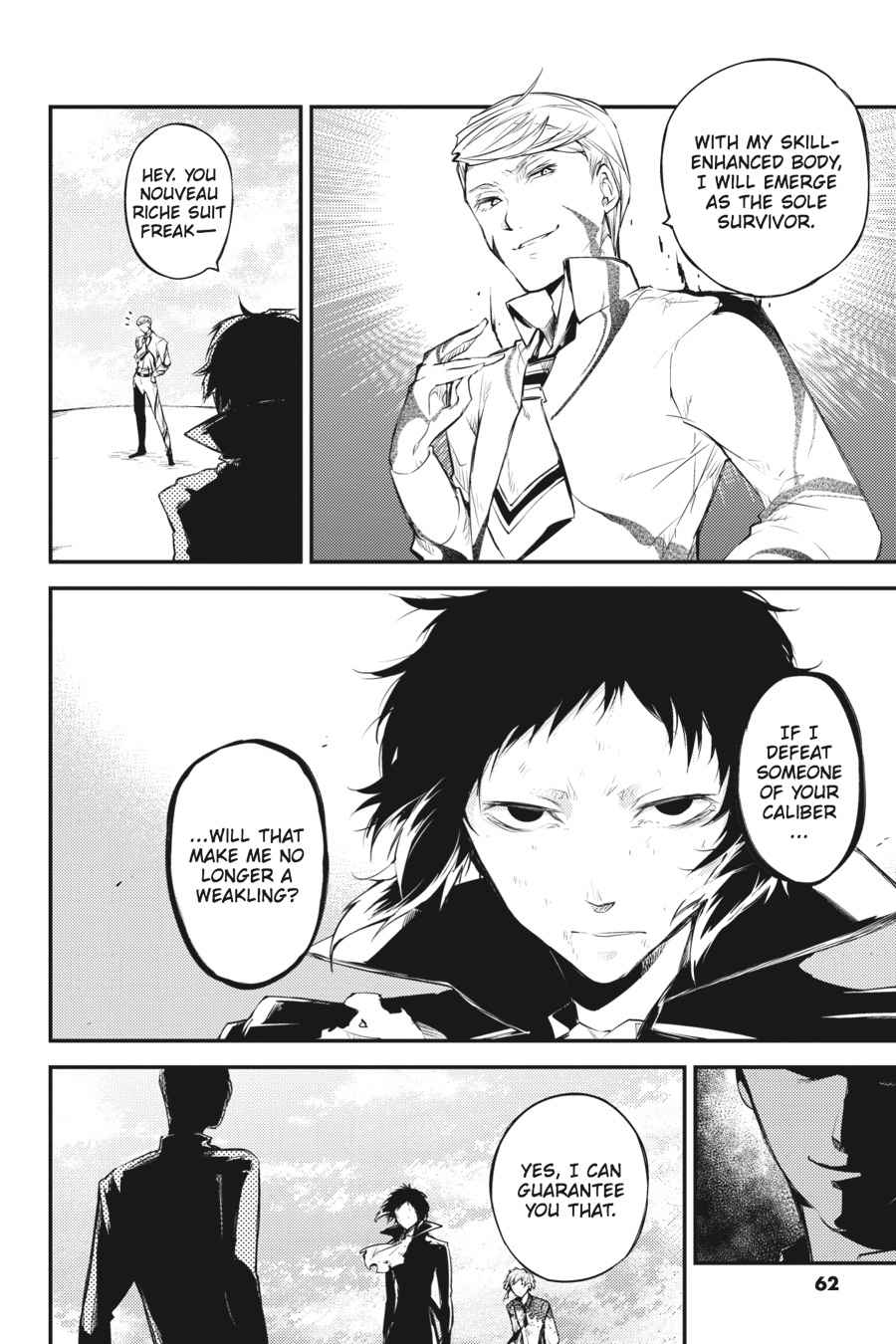 Bungou Stray Dogs Chapter 35 Page 18