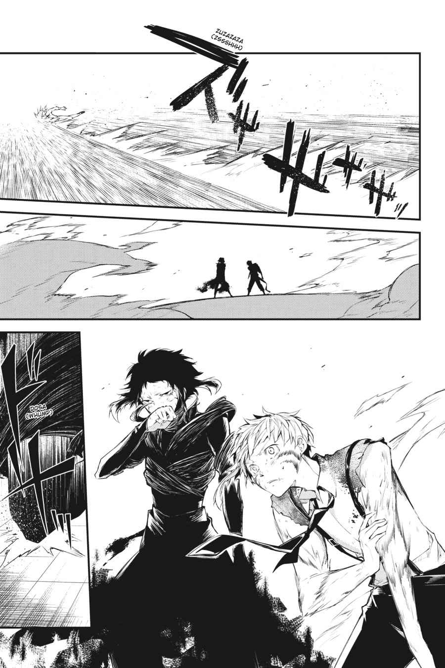 Bungou Stray Dogs Chapter 35 Page 29