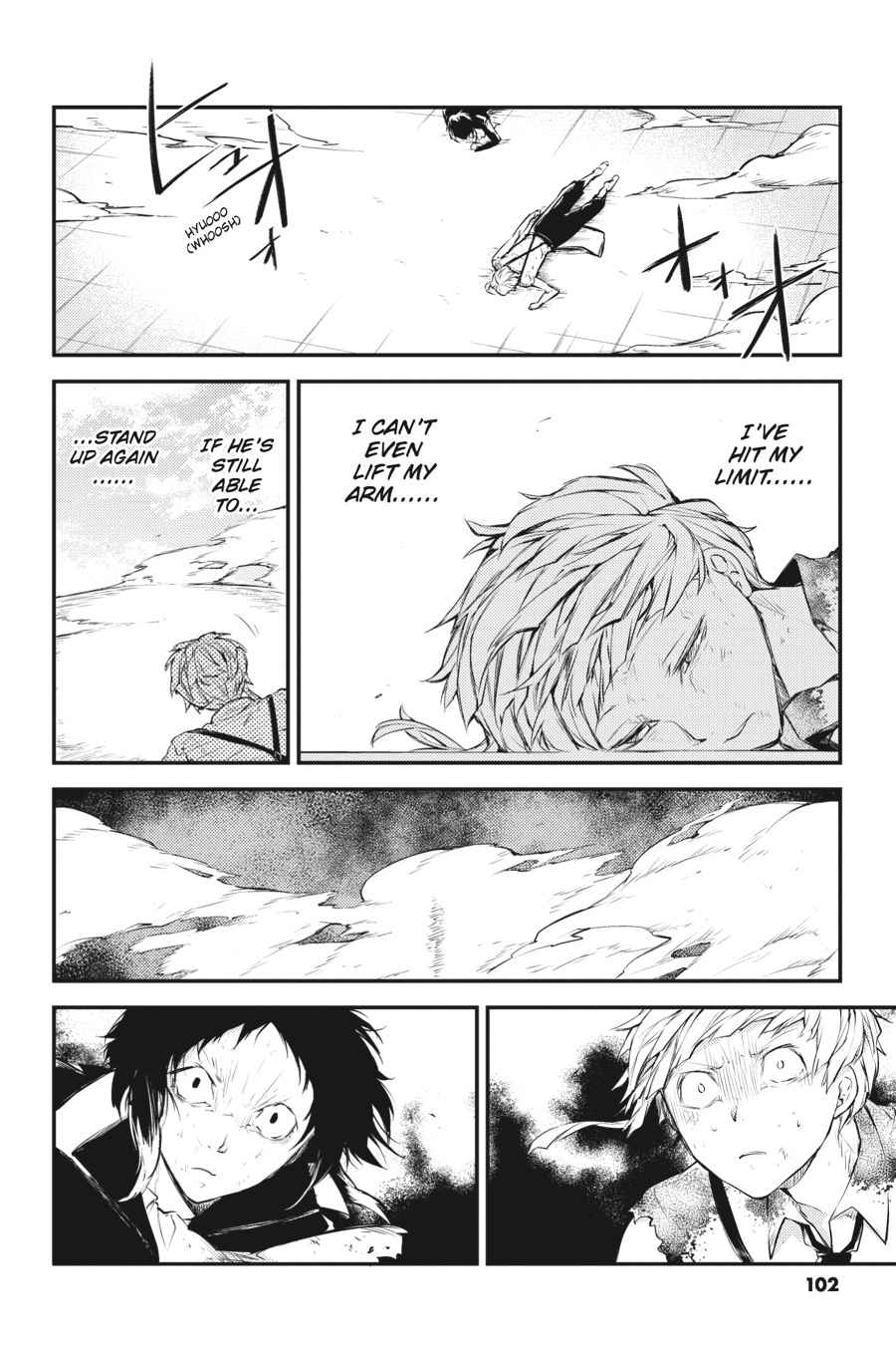 Bungou Stray Dogs Chapter 36 Page 15