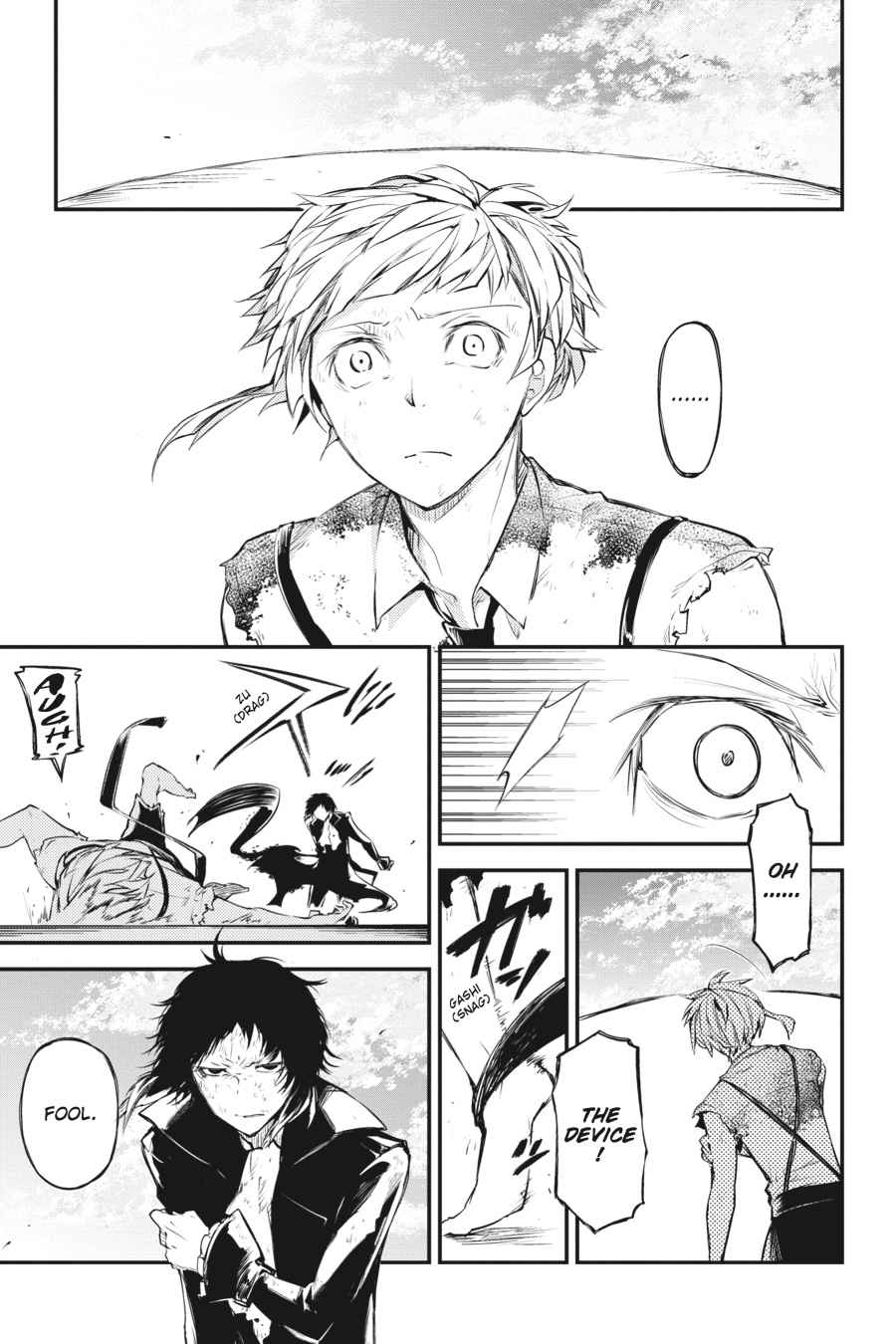 Bungou Stray Dogs Chapter 36 Page 18