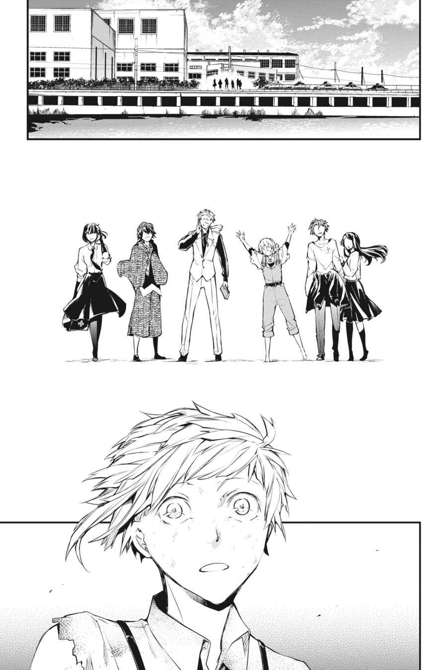 Bungou Stray Dogs Chapter 36 Page 43
