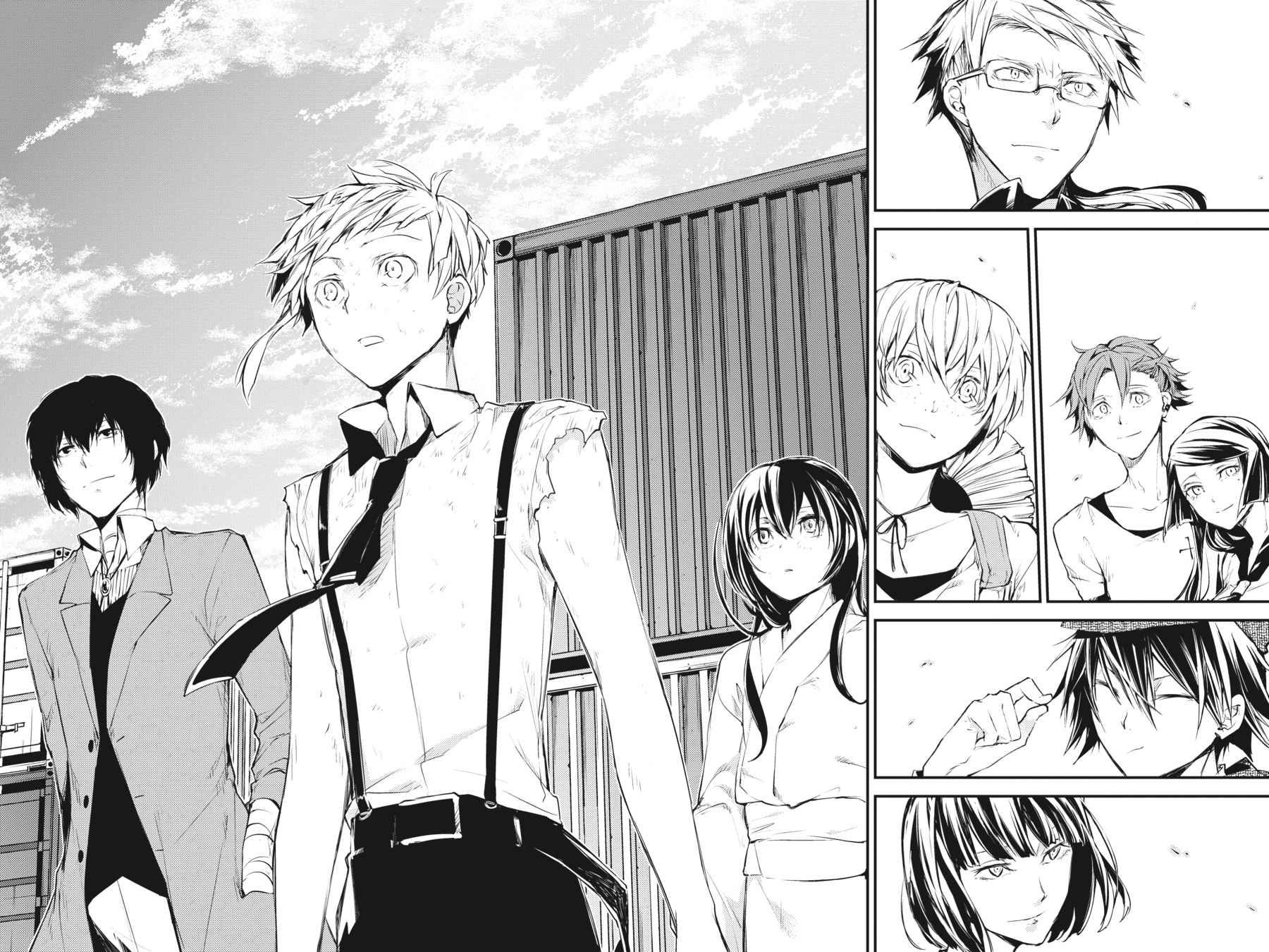 Bungou Stray Dogs Chapter 36 Page 44