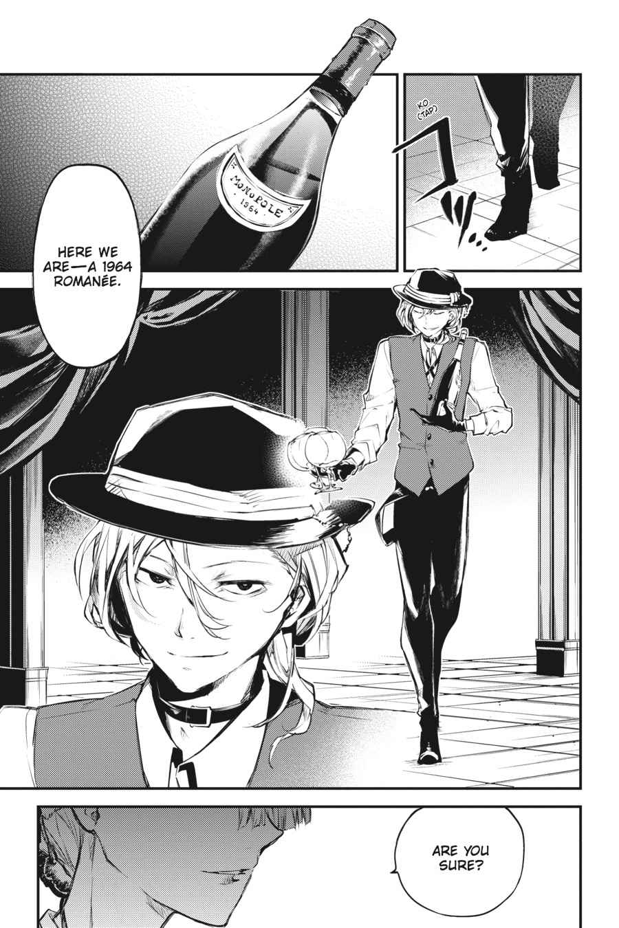 Bungou Stray Dogs Chapter 37 Page 24