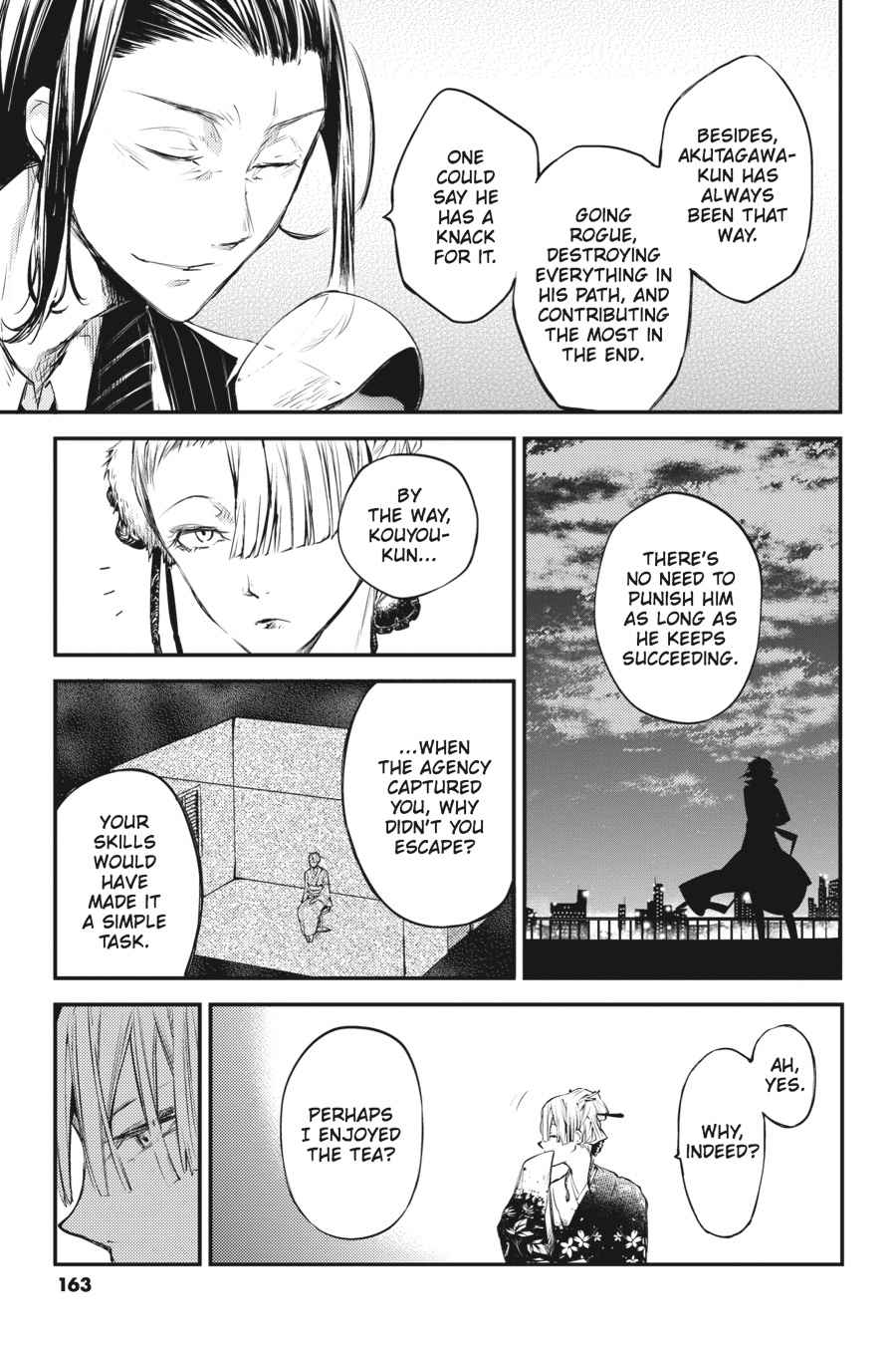 Bungou Stray Dogs Chapter 37 Page 26