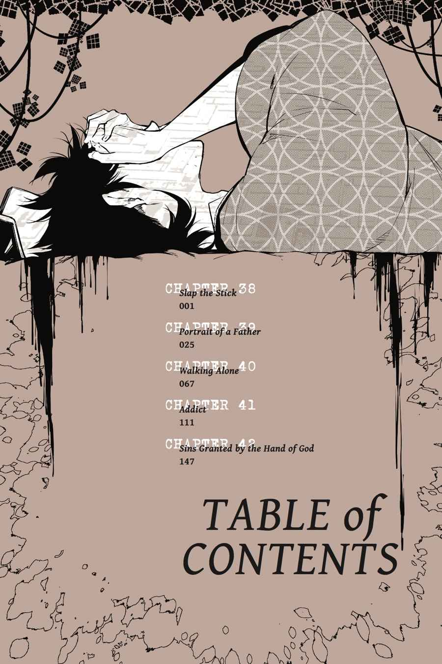 Bungou Stray Dogs Chapter 38 Page 4