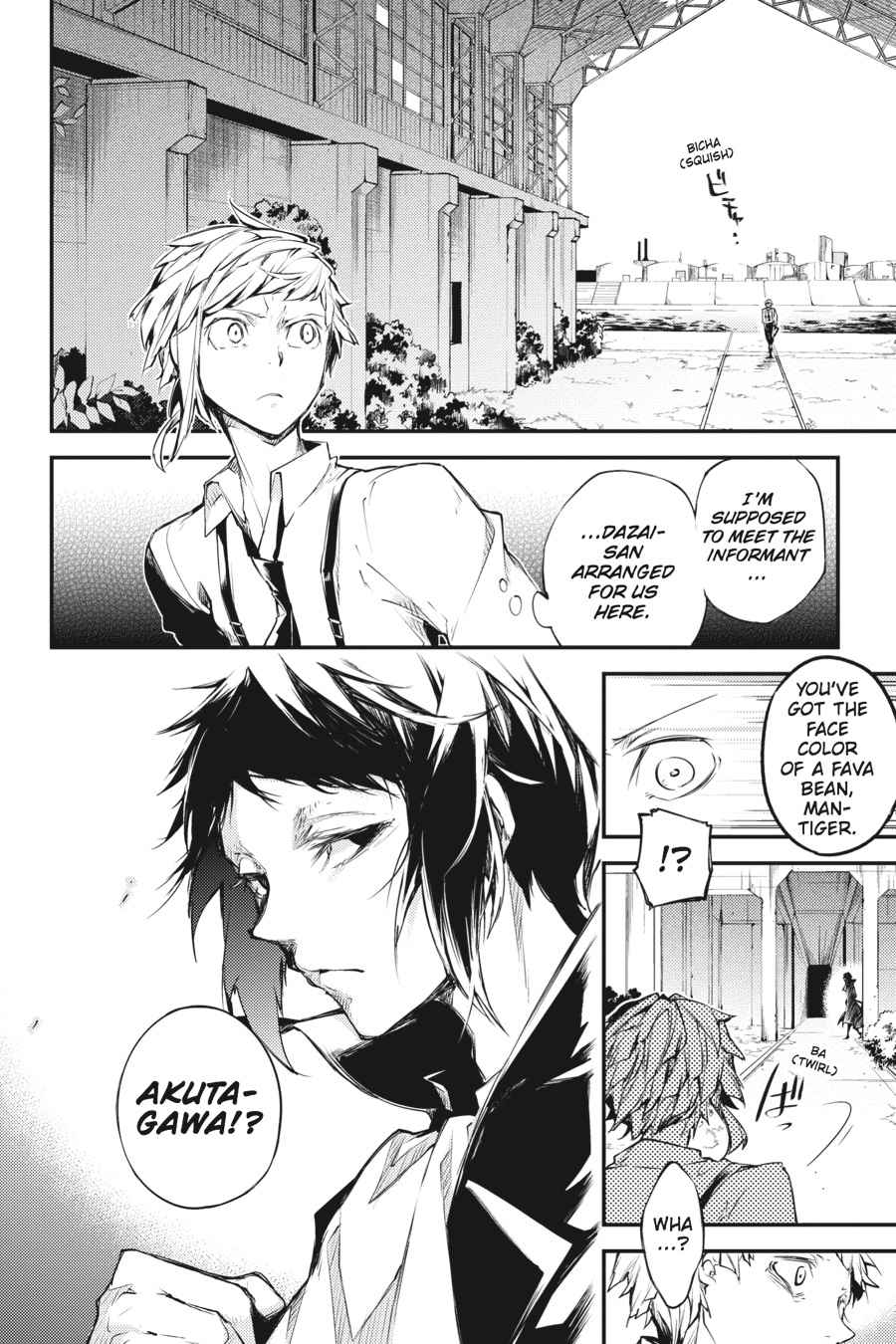 Bungou Stray Dogs Chapter 39 Page 22