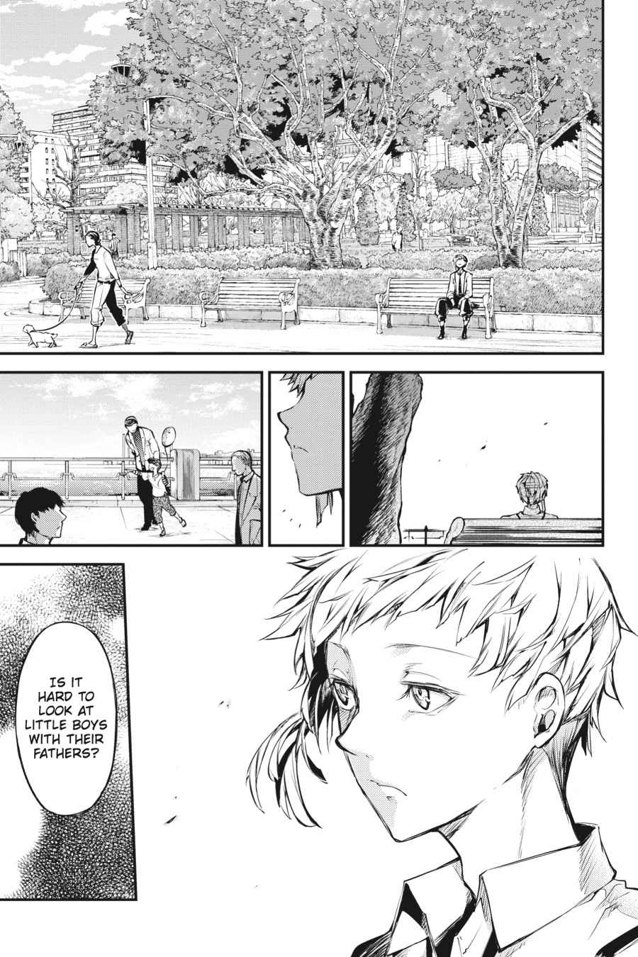 Bungou Stray Dogs Chapter 39 Page 33