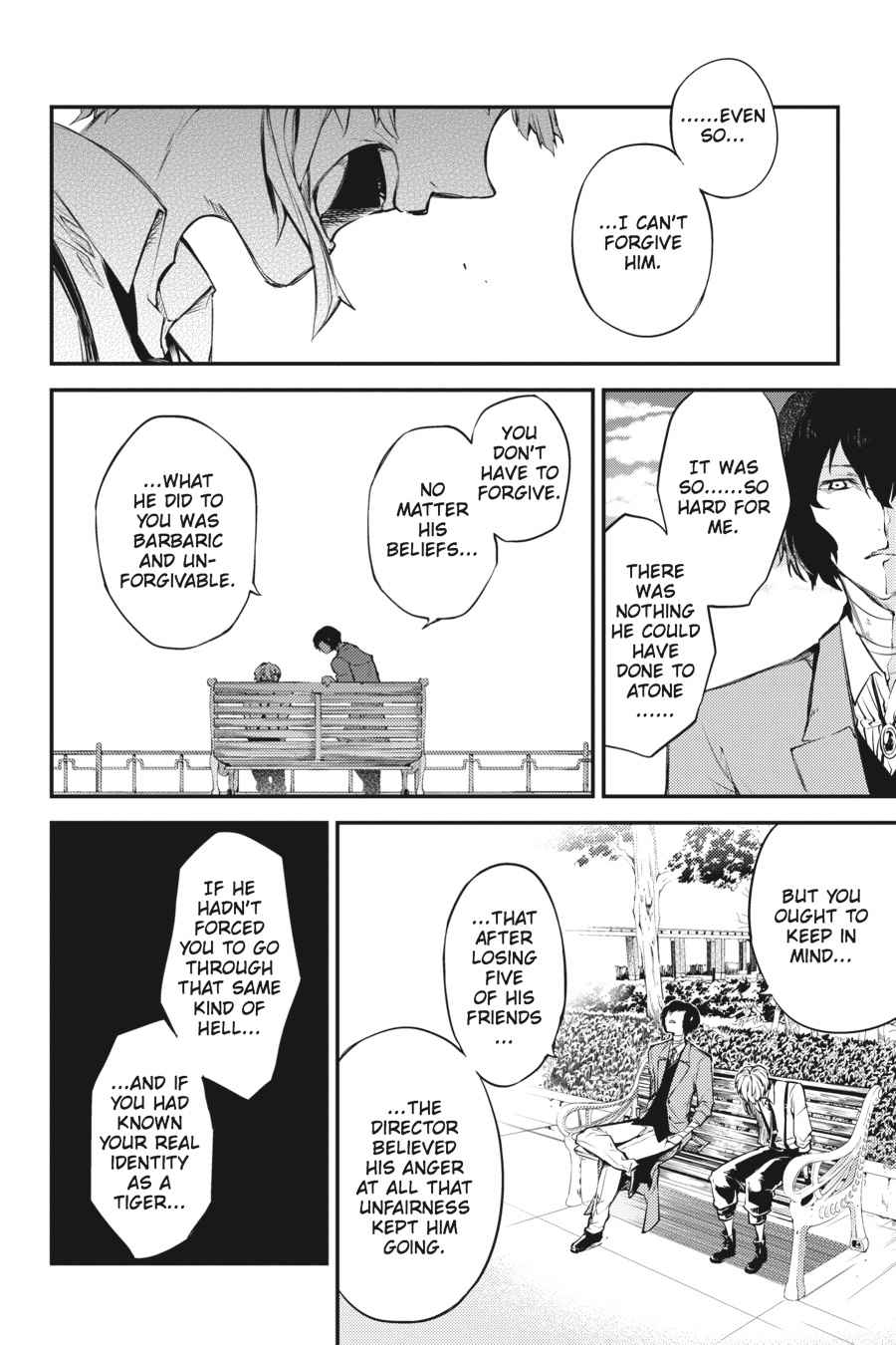 Bungou Stray Dogs Chapter 39 Page 38
