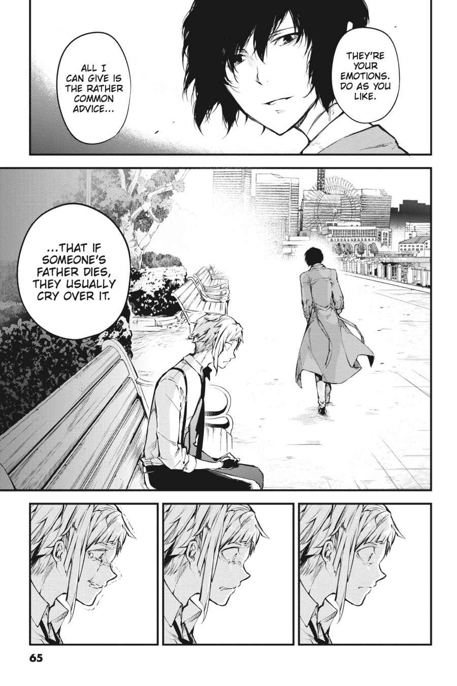 Bungou Stray Dogs Chapter 39 Page 41