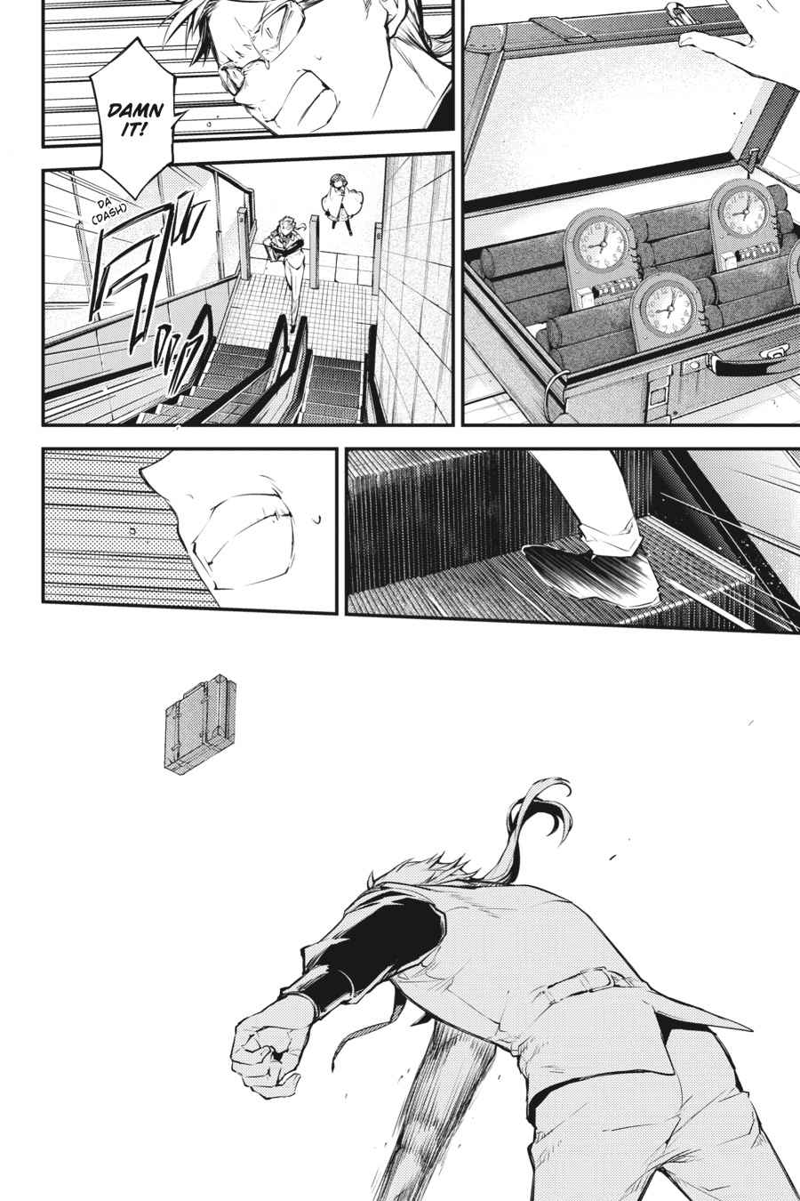 Bungou Stray Dogs Chapter 40 Page 12