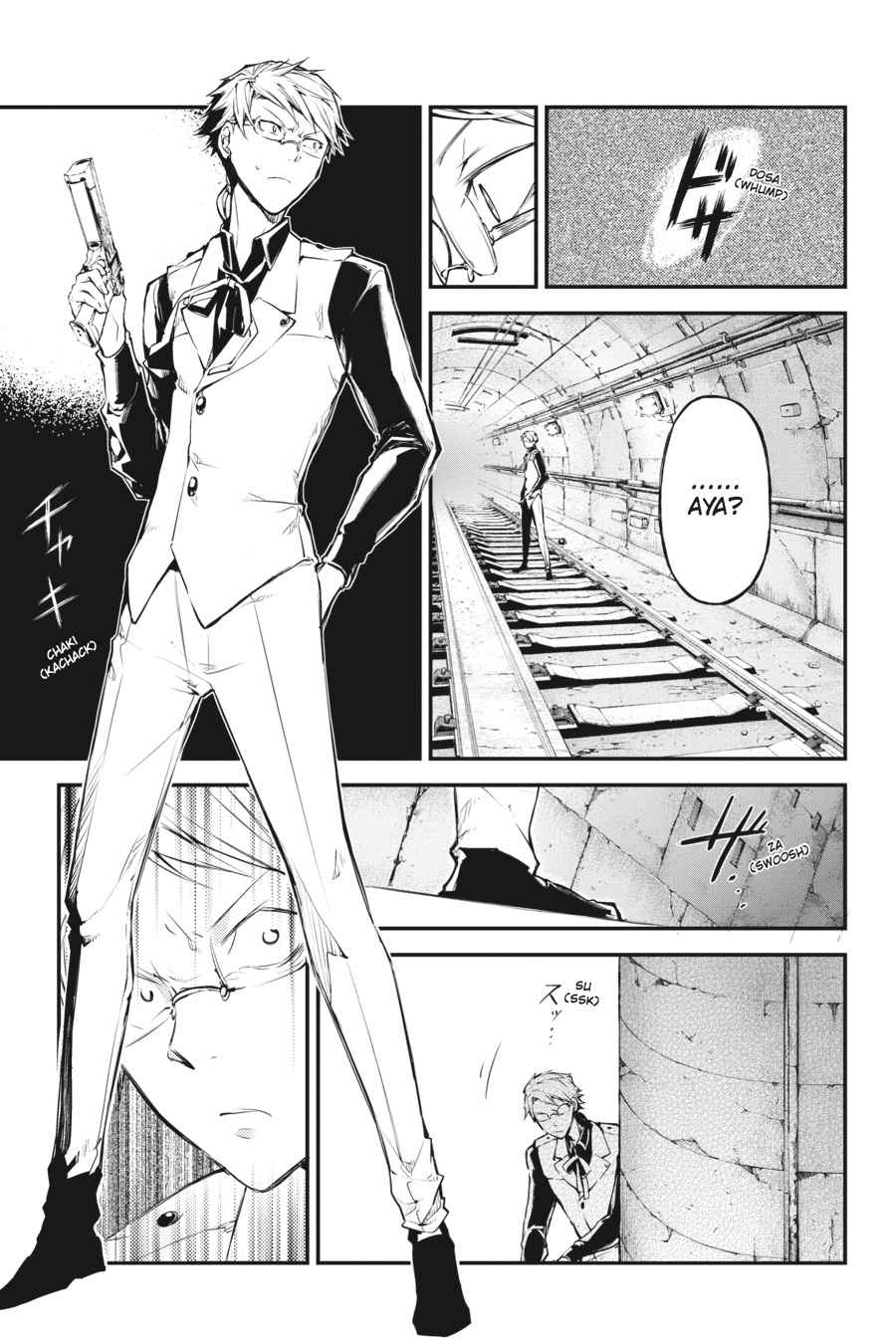 Bungou Stray Dogs Chapter 40 Page 21