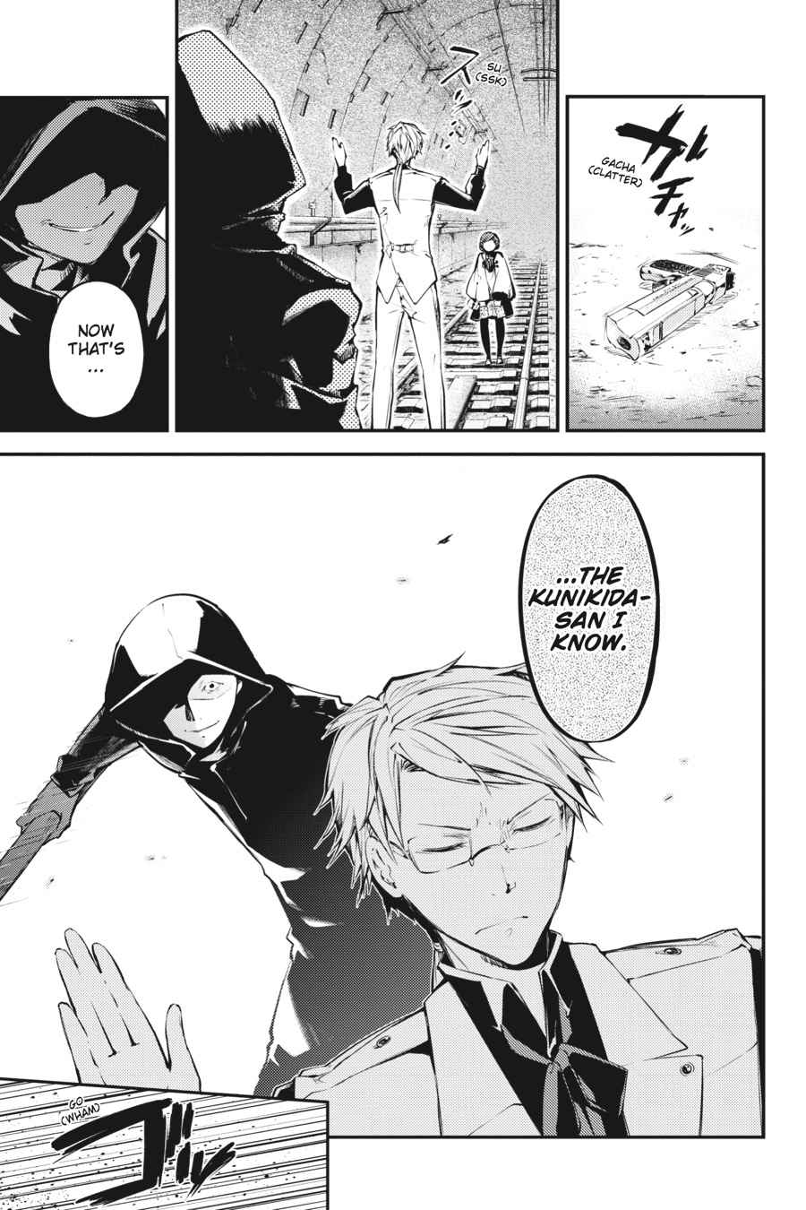 Bungou Stray Dogs Chapter 40 Page 23