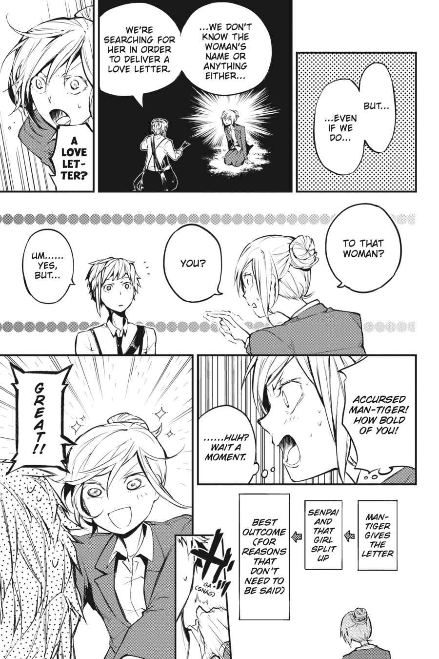 Bungou Stray Dogs Chapter 41 Page 21