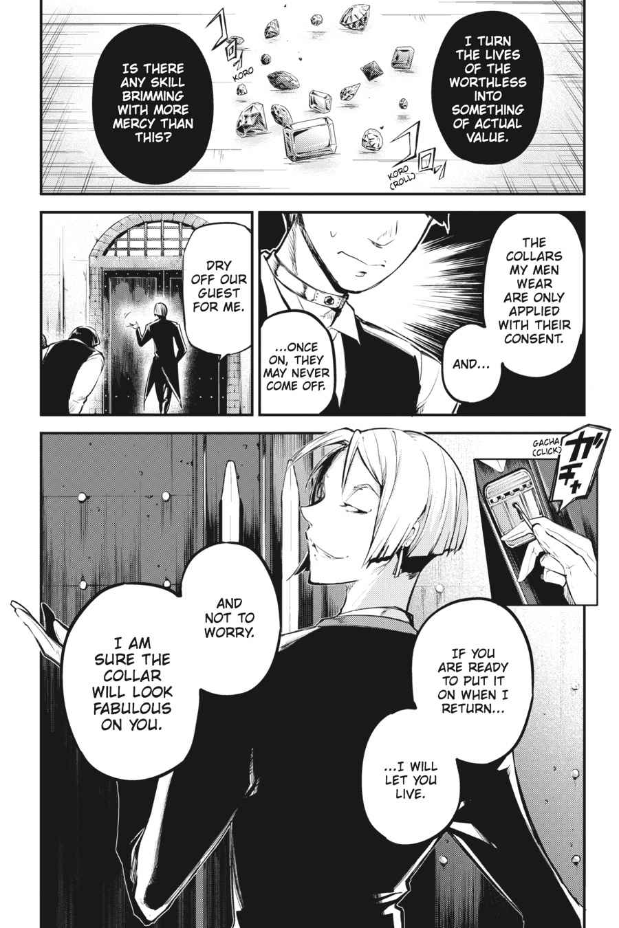 Bungou Stray Dogs Chapter 42 Page 13