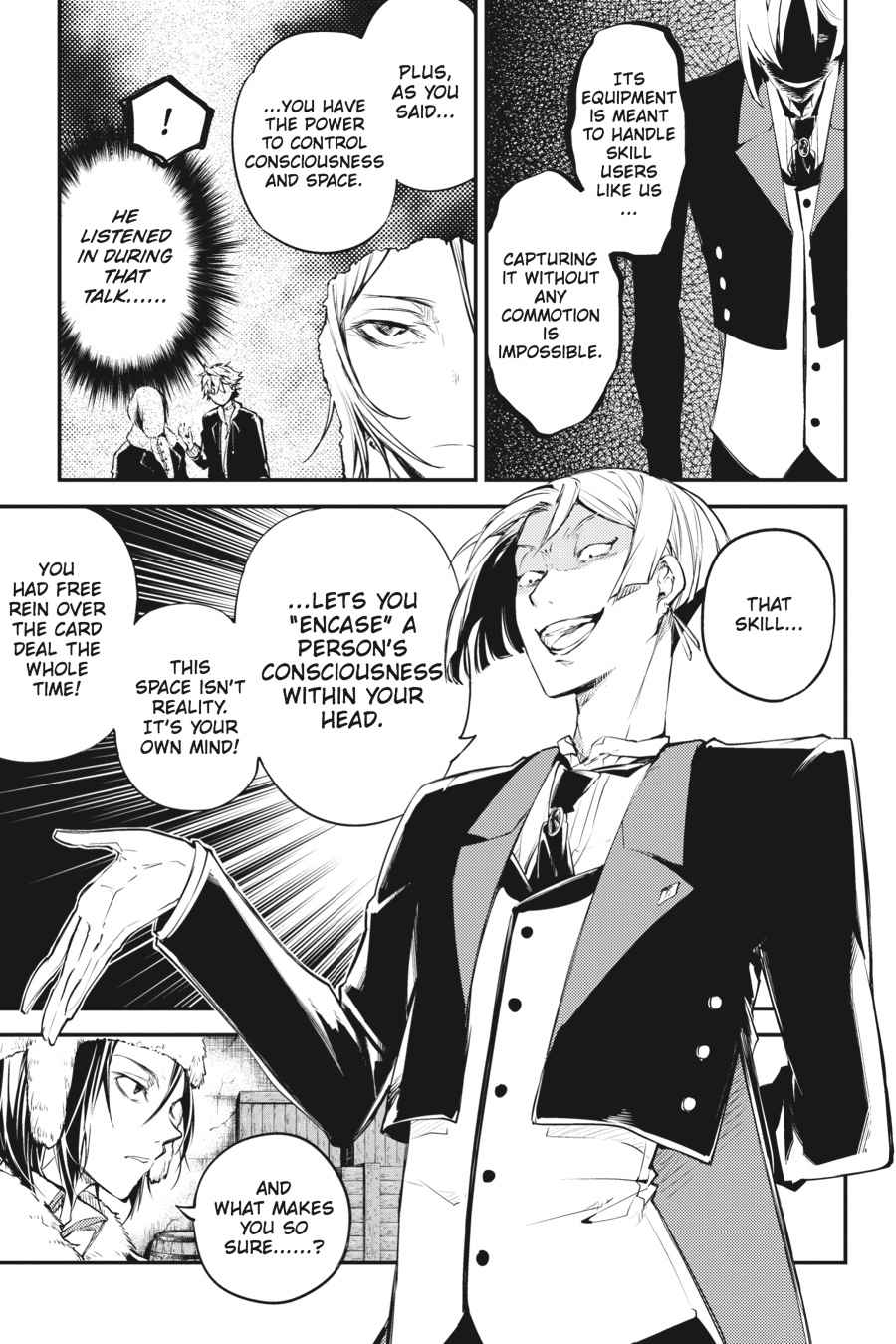 Bungou Stray Dogs Chapter 42 Page 25