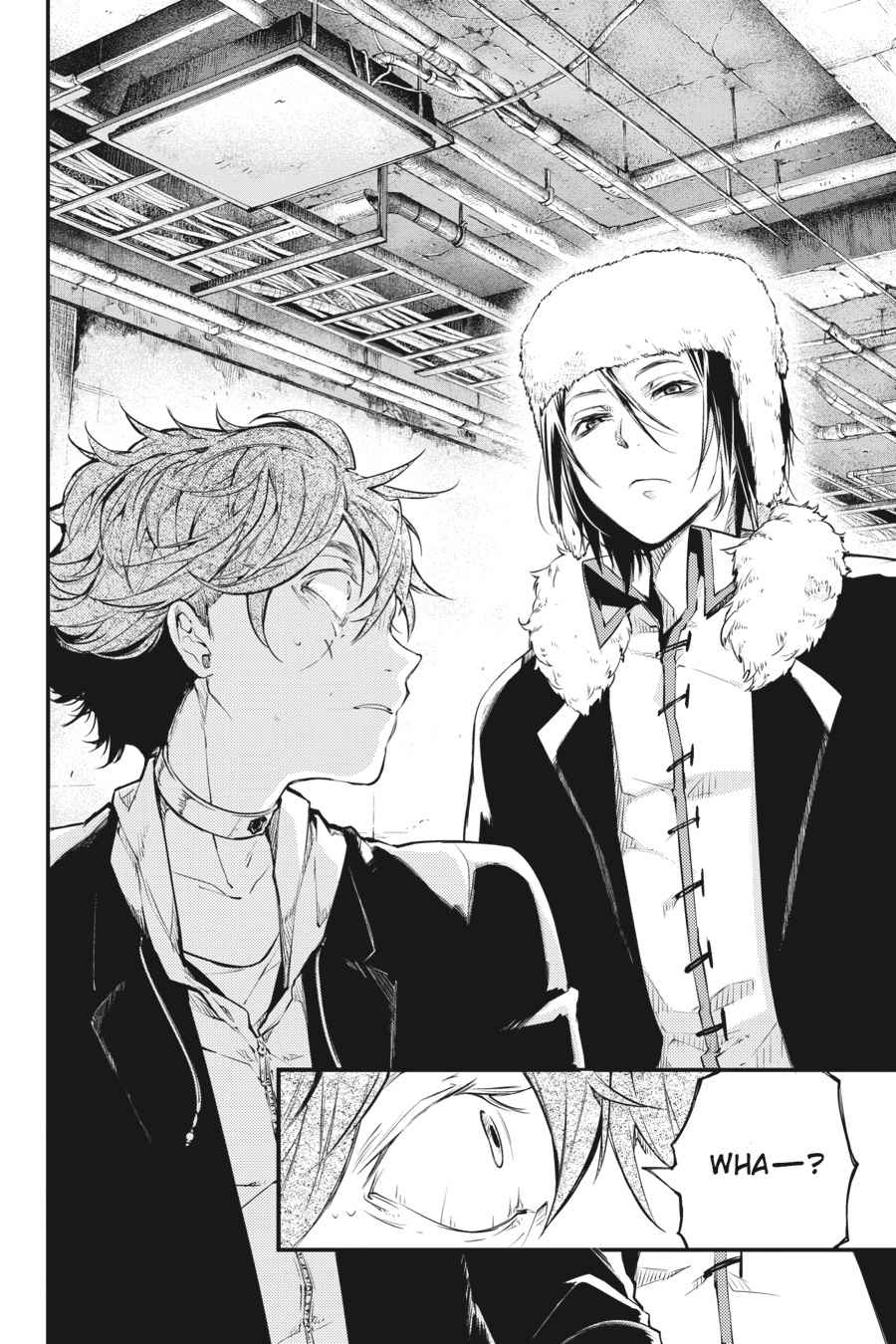 Bungou Stray Dogs Chapter 42 Page 30