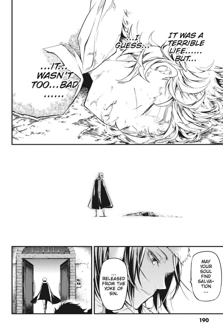 Bungou Stray Dogs Chapter 42 Page 41