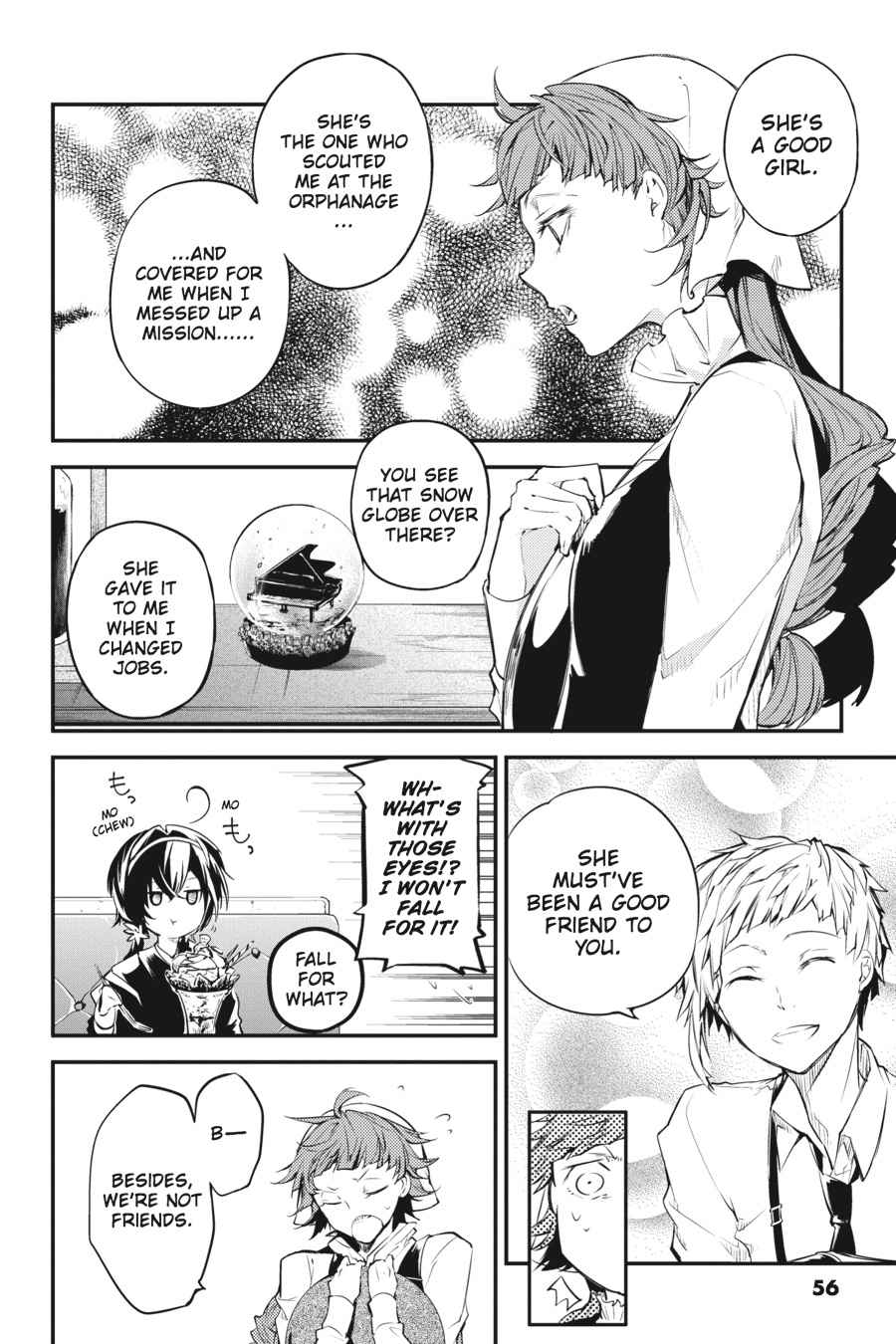 Bungou Stray Dogs Chapter 44 Page 11