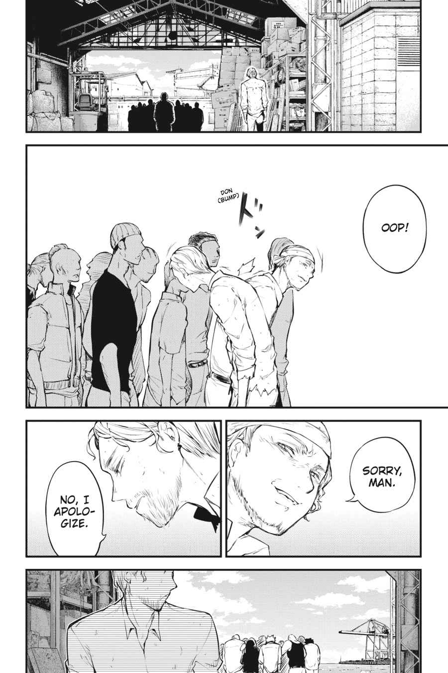Bungou Stray Dogs Chapter 44 Page 17