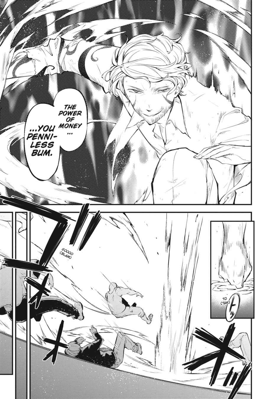 Bungou Stray Dogs Chapter 44 Page 30