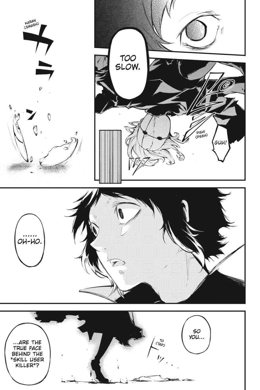 Bungou Stray Dogs Chapter 46 Page 23