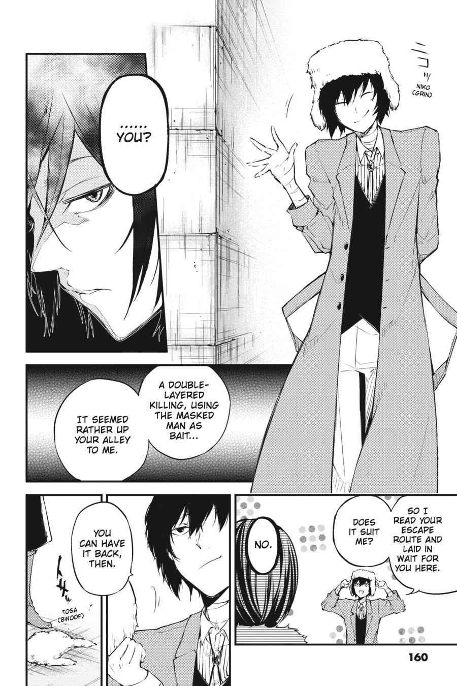 Bungou Stray Dogs Chapter 46 Page 32