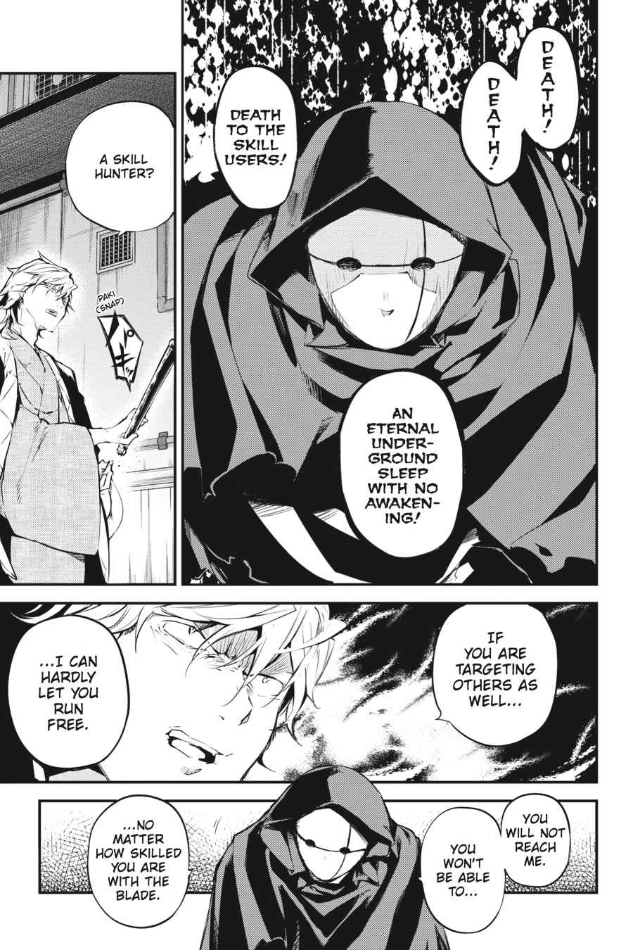 Bungou Stray Dogs Chapter 46 Page 5