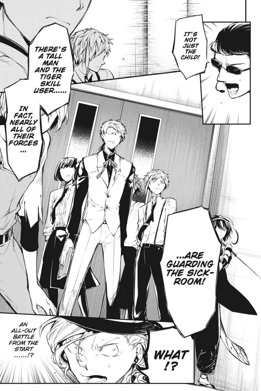 Bungou Stray Dogs Chapter 47 Page 16