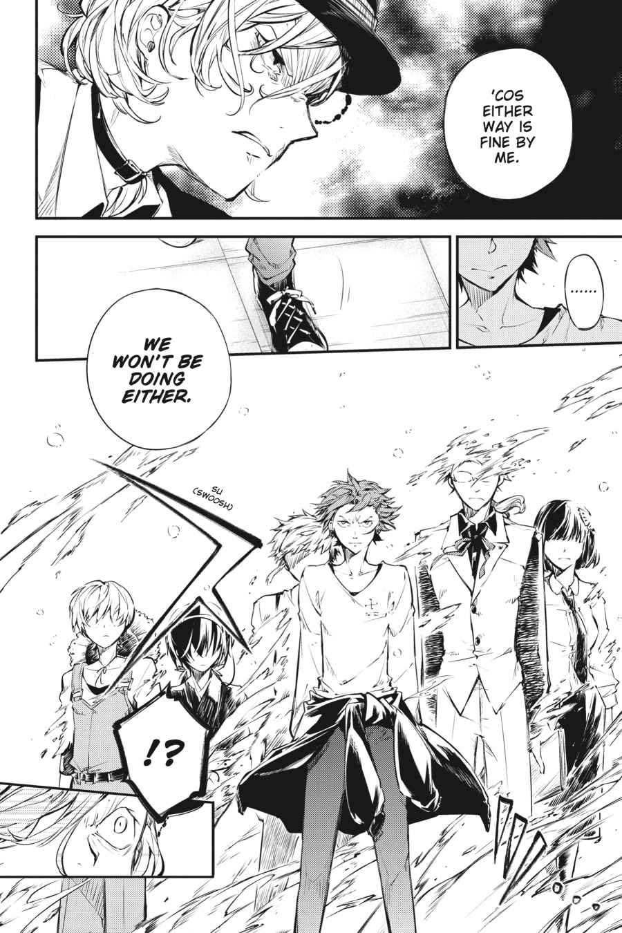 Bungou Stray Dogs Chapter 47 Page 19