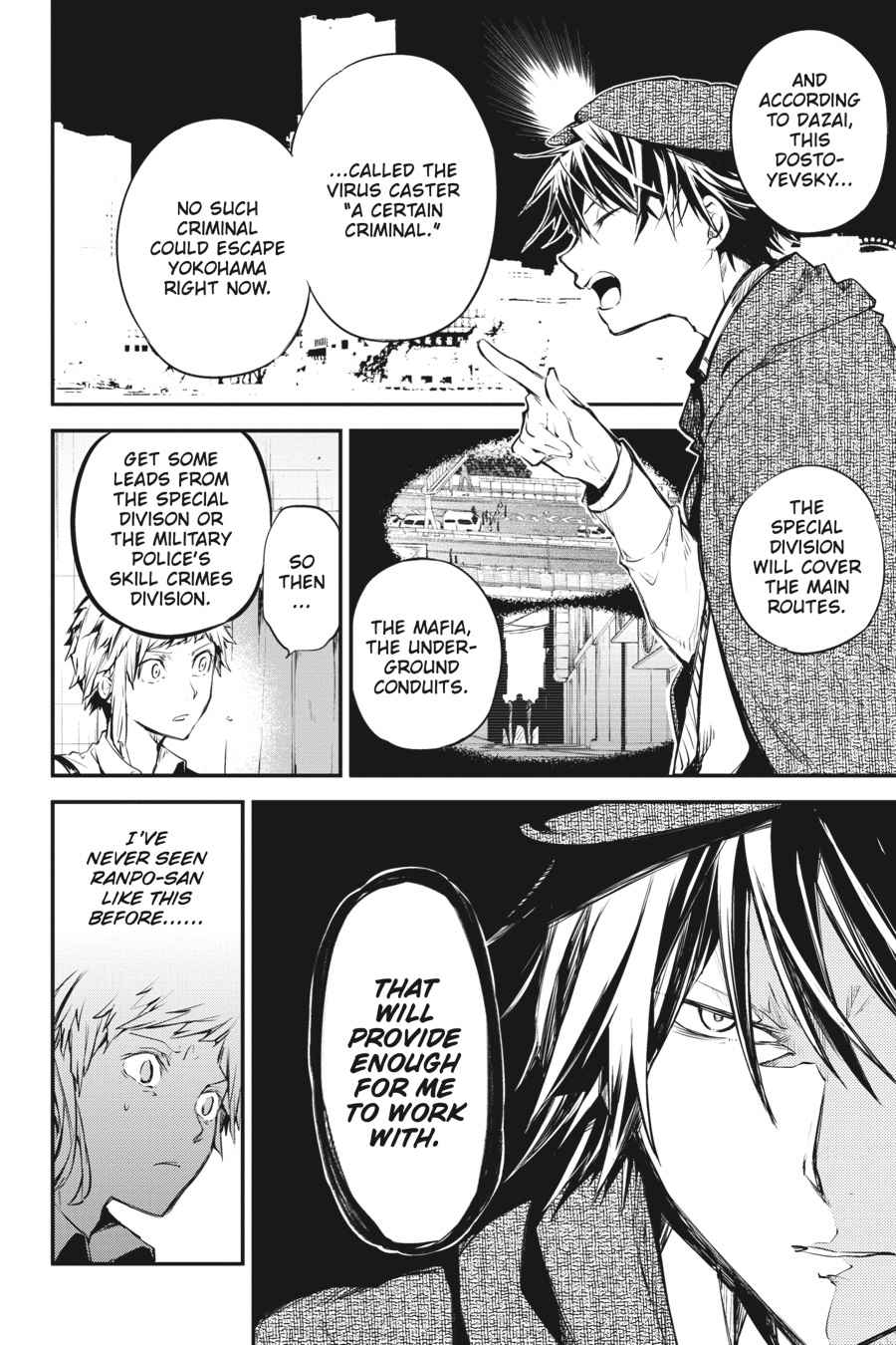 Bungou Stray Dogs Chapter 47 Page 23