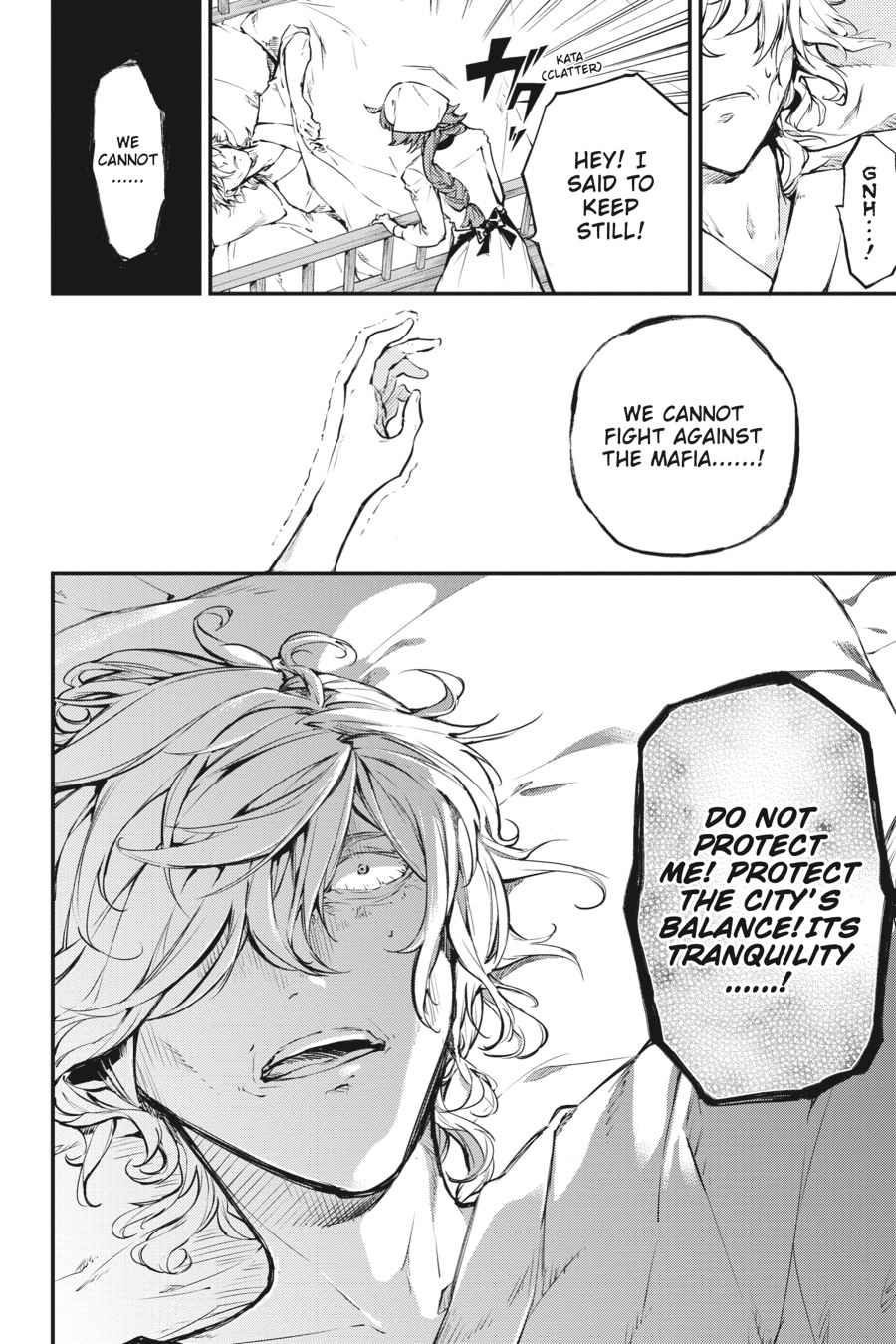 Bungou Stray Dogs Chapter 48 Page 22