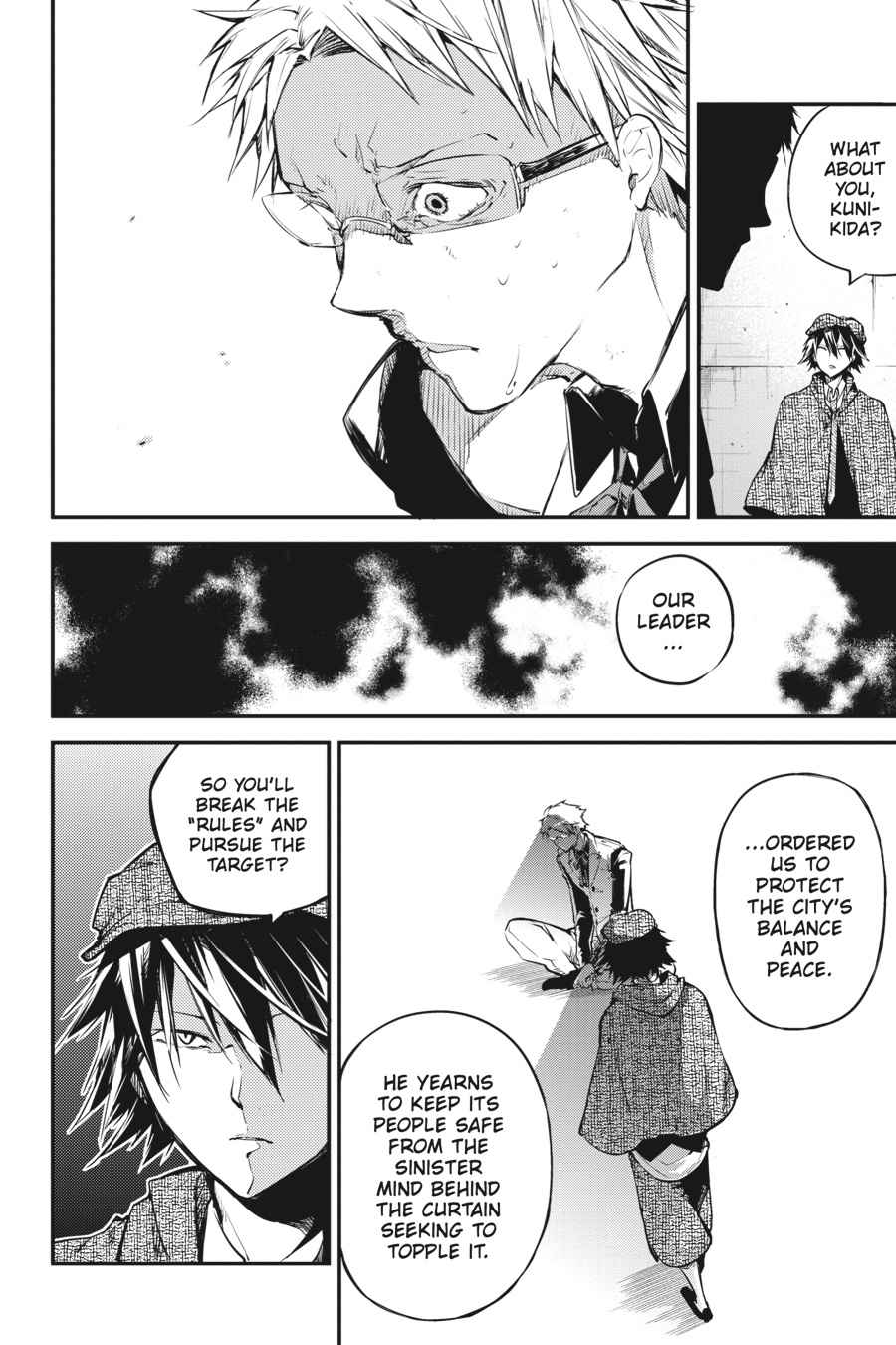 Bungou Stray Dogs Chapter 48 Page 41