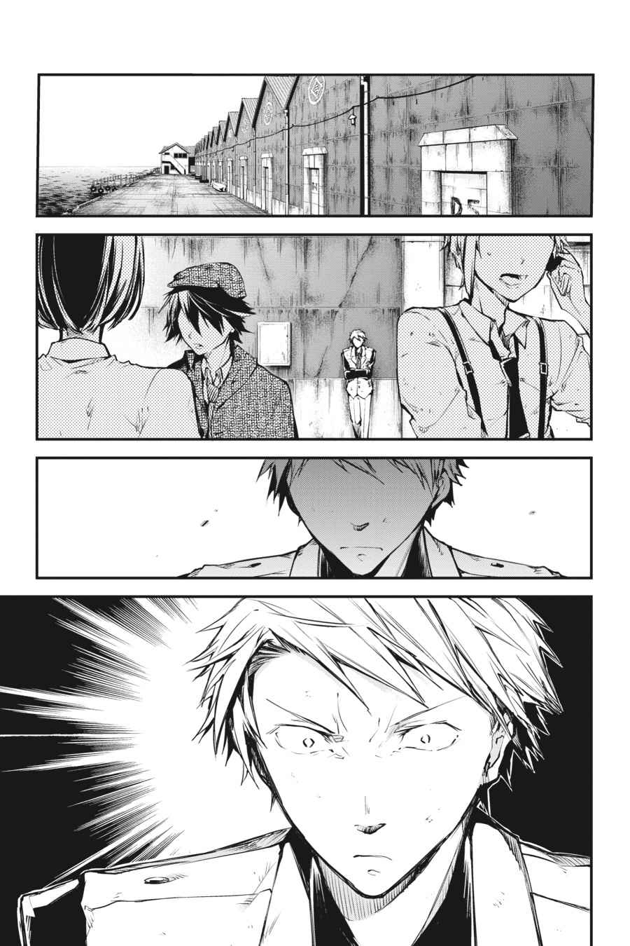 Bungou Stray Dogs Chapter 48 Page 9
