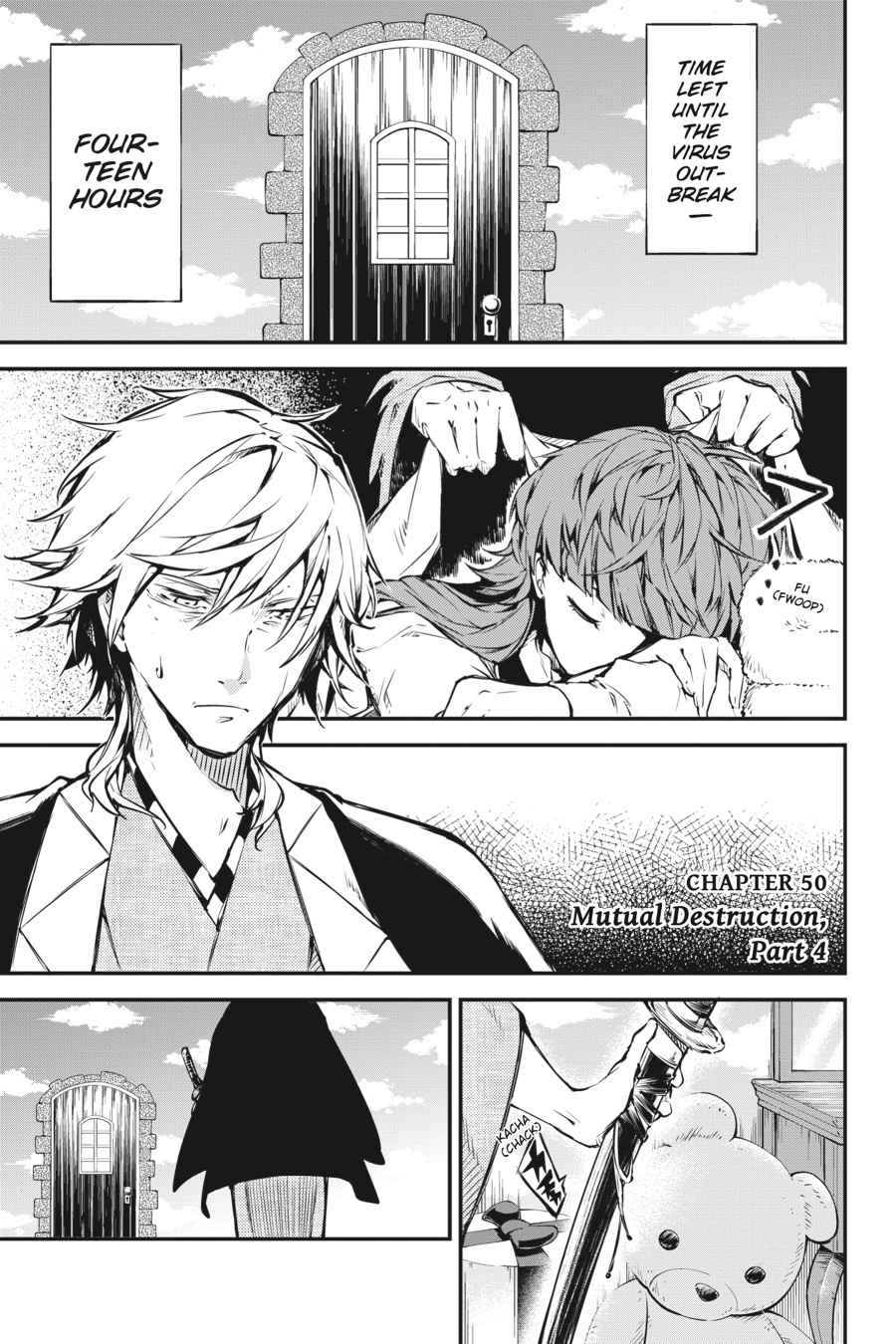 Bungou Stray Dogs Chapter 50 Page 1