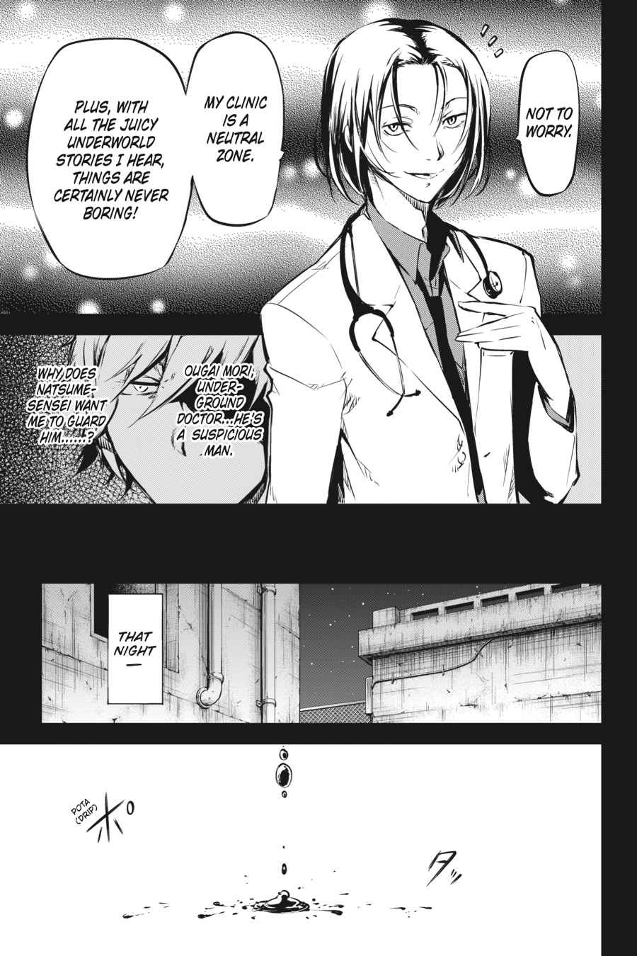 Bungou Stray Dogs Chapter 50 Page 21