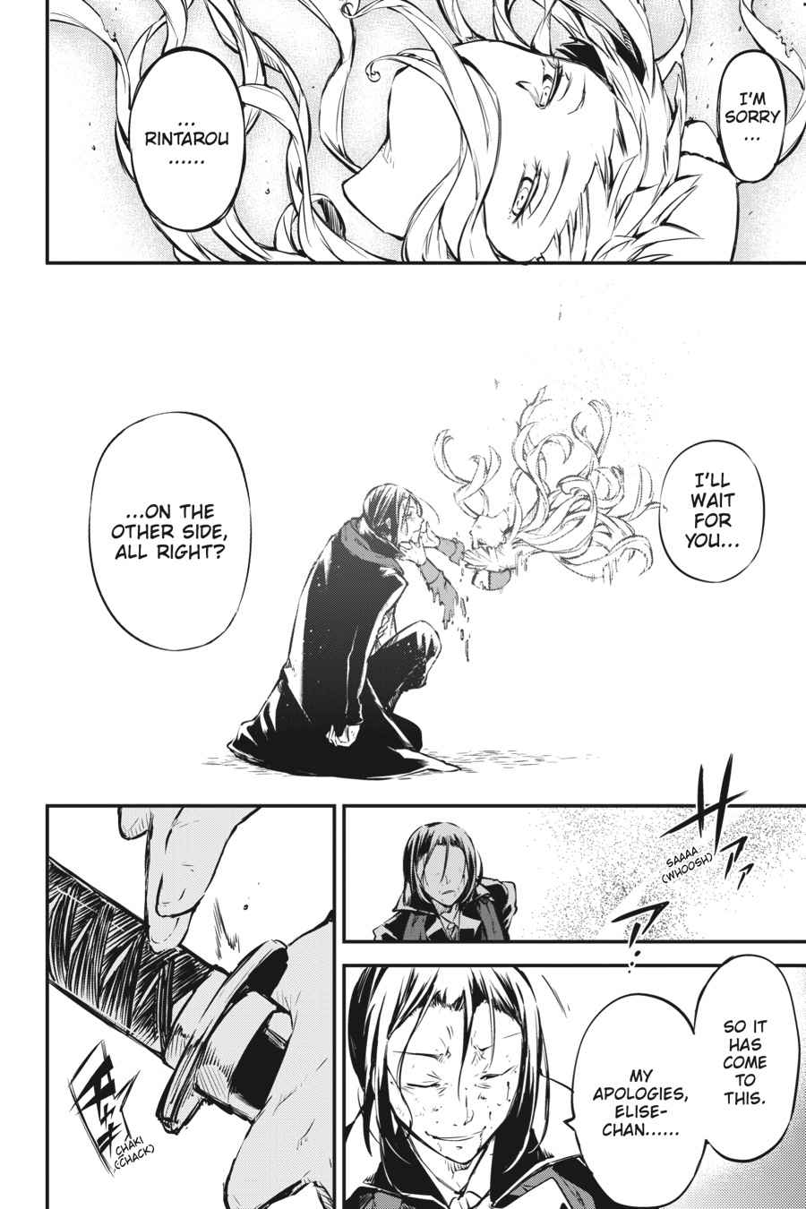 Bungou Stray Dogs Chapter 50 Page 36