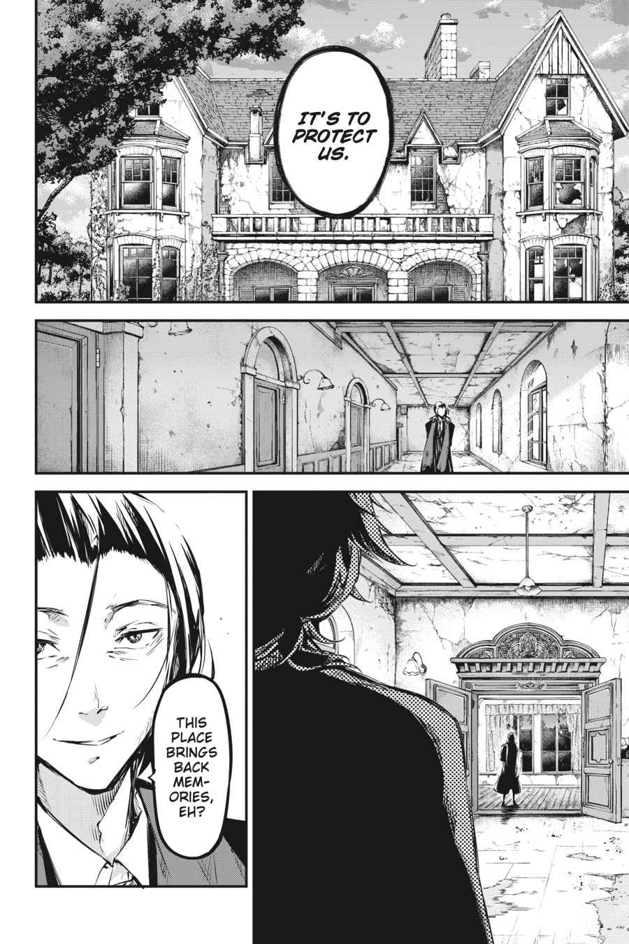 Bungou Stray Dogs Chapter 50 Page 6