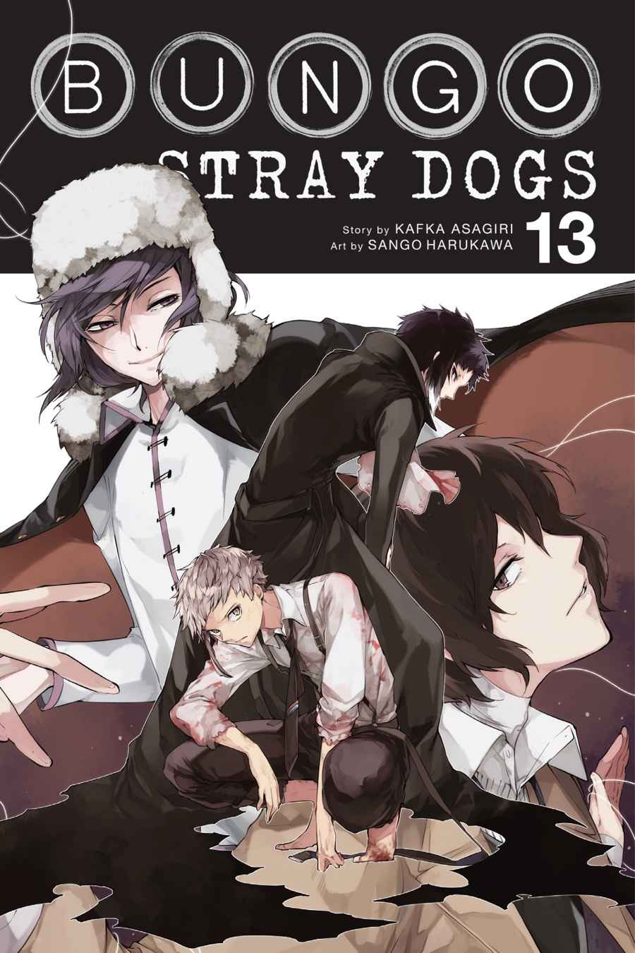 Bungou Stray Dogs Chapter 51 Page 1