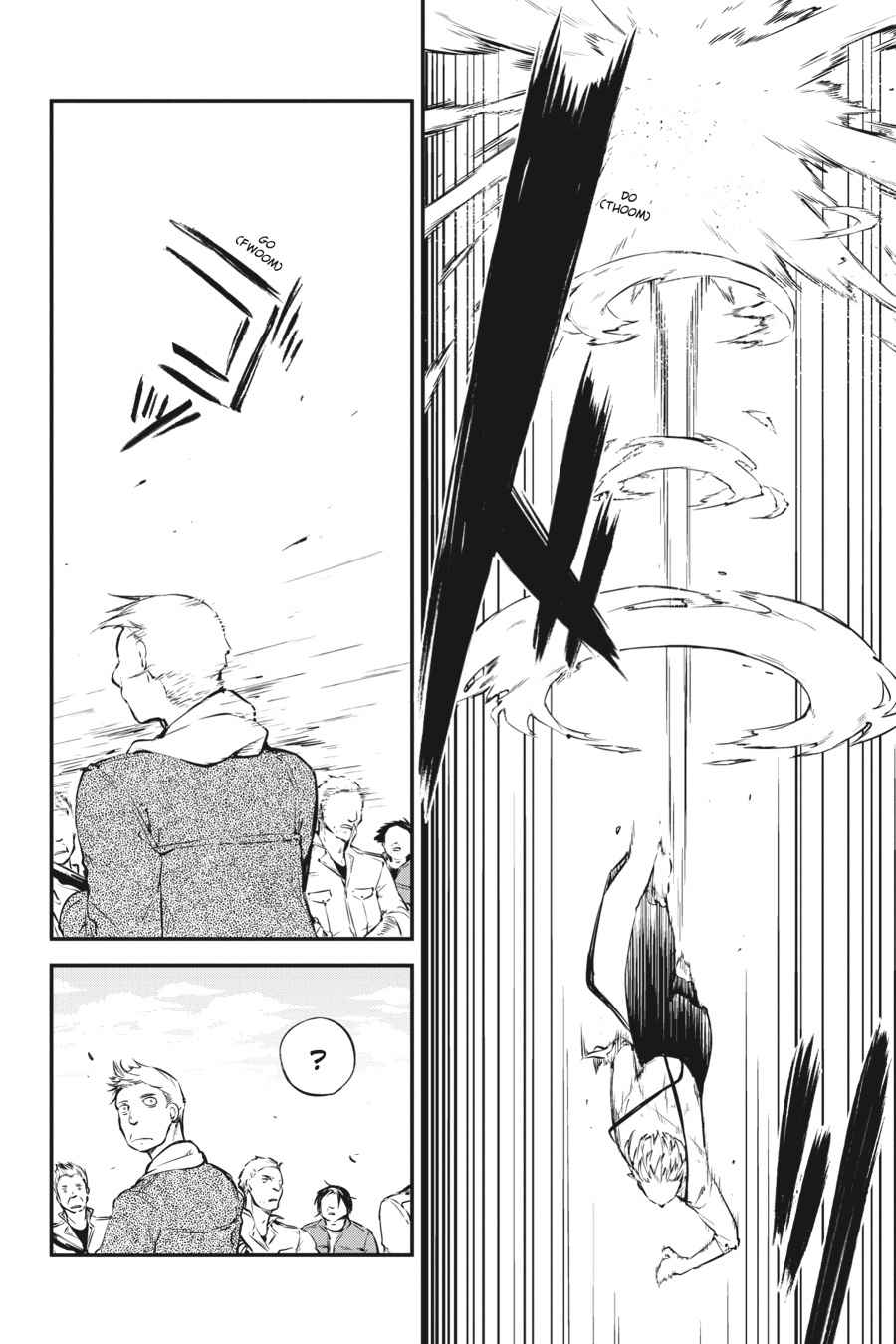 Bungou Stray Dogs Chapter 51 Page 14