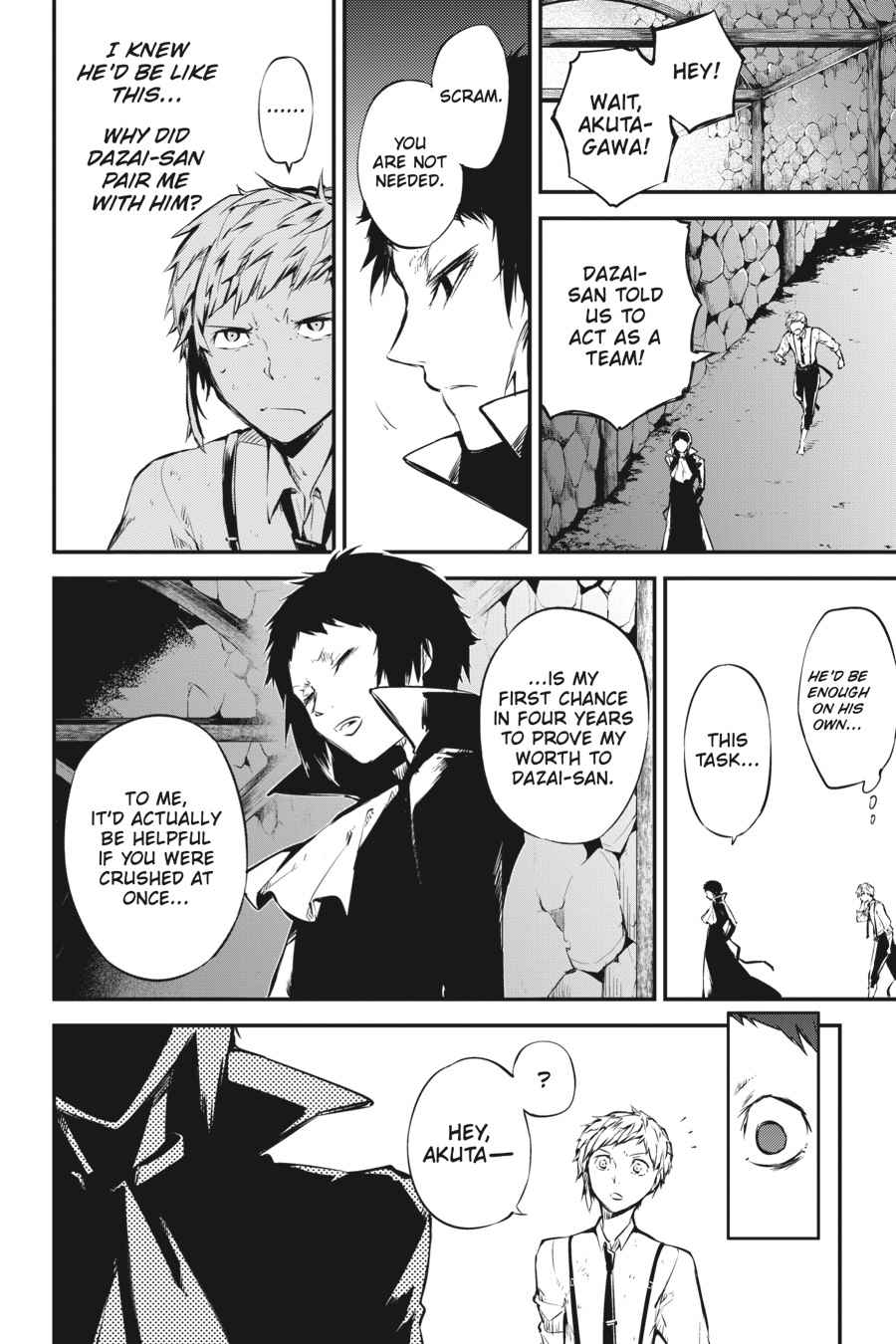 Bungou Stray Dogs Chapter 51 Page 16
