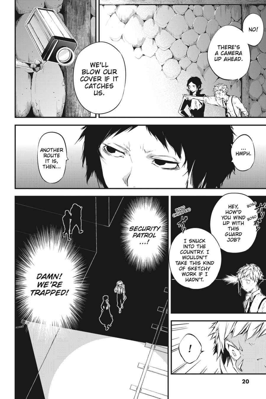 Bungou Stray Dogs Chapter 51 Page 20