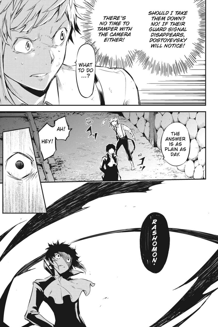 Bungou Stray Dogs Chapter 51 Page 21