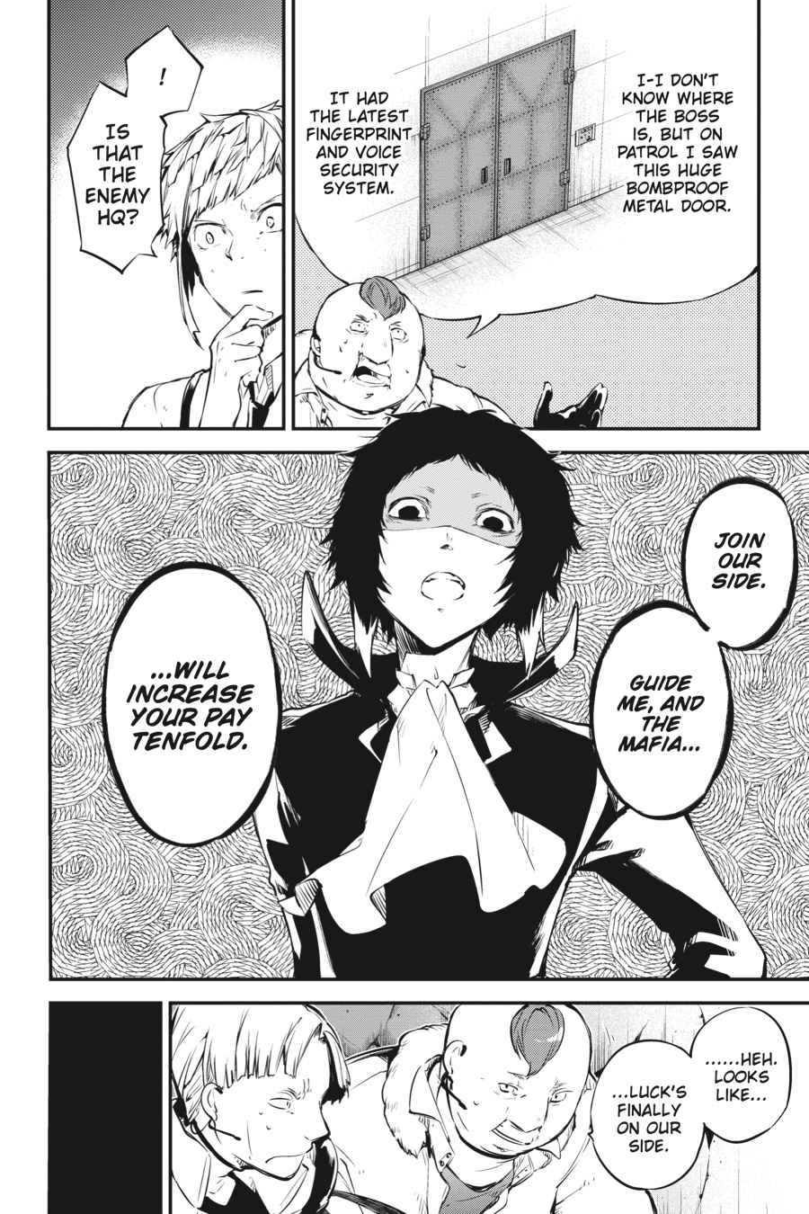 Bungou Stray Dogs Chapter 51 Page 26